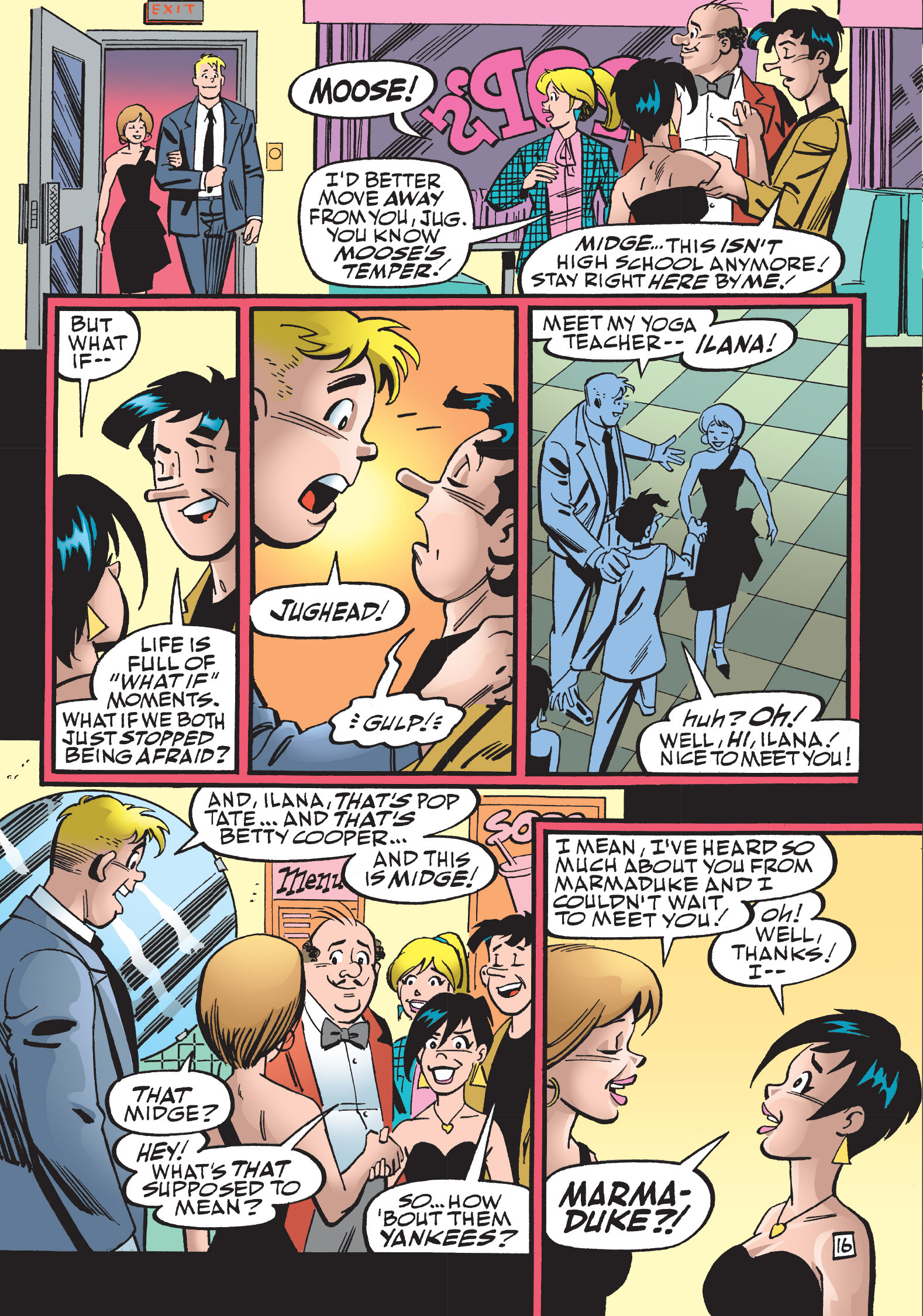 Read online The Best of Archie Comics comic -  Issue # TPB 1 (Part 2) - 159