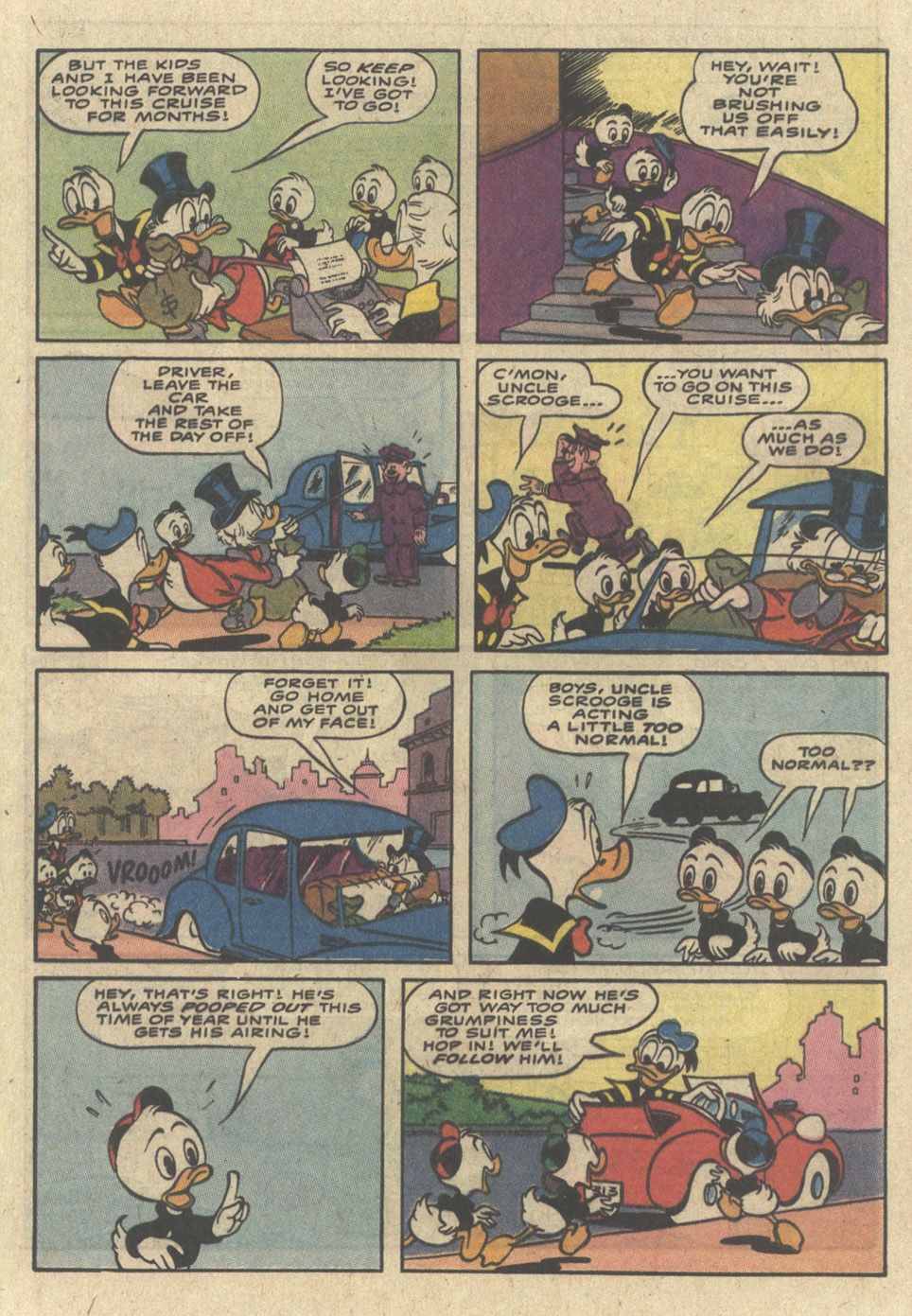 Uncle Scrooge (1953) Issue #229 #229 - English 29
