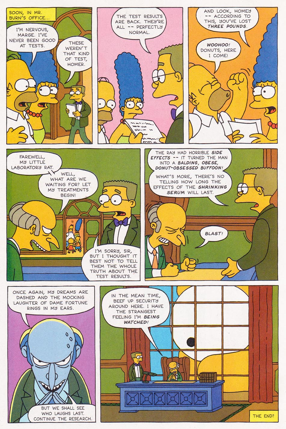 Read online Simpsons Comics comic -  Issue #1 - 26