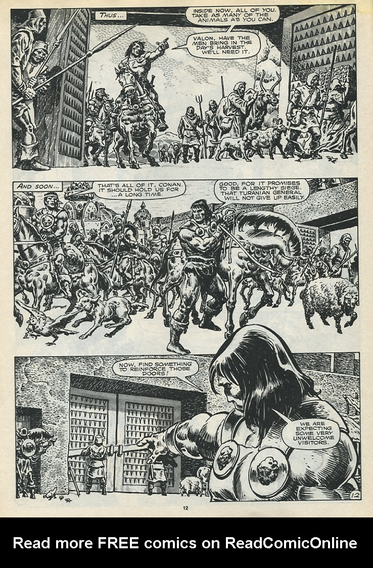 The Savage Sword Of Conan Issue #173 #174 - English 14