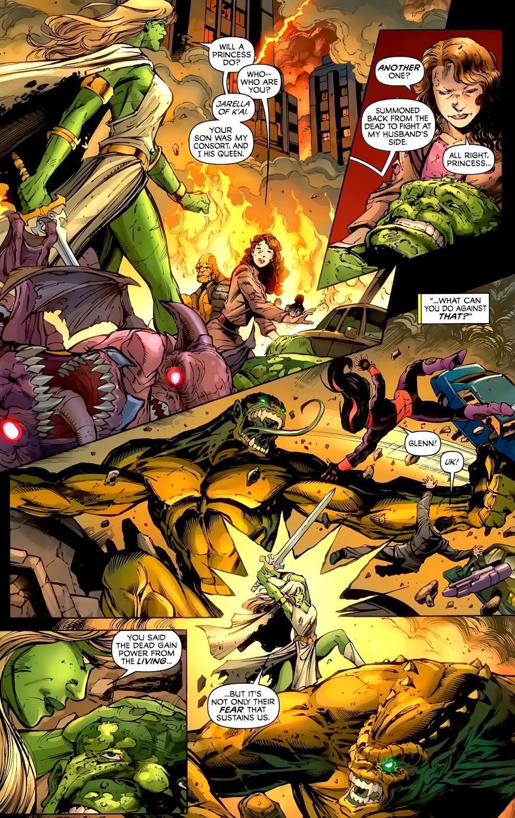 Incredible Hulks (2010) Issue #620 #10 - English 13