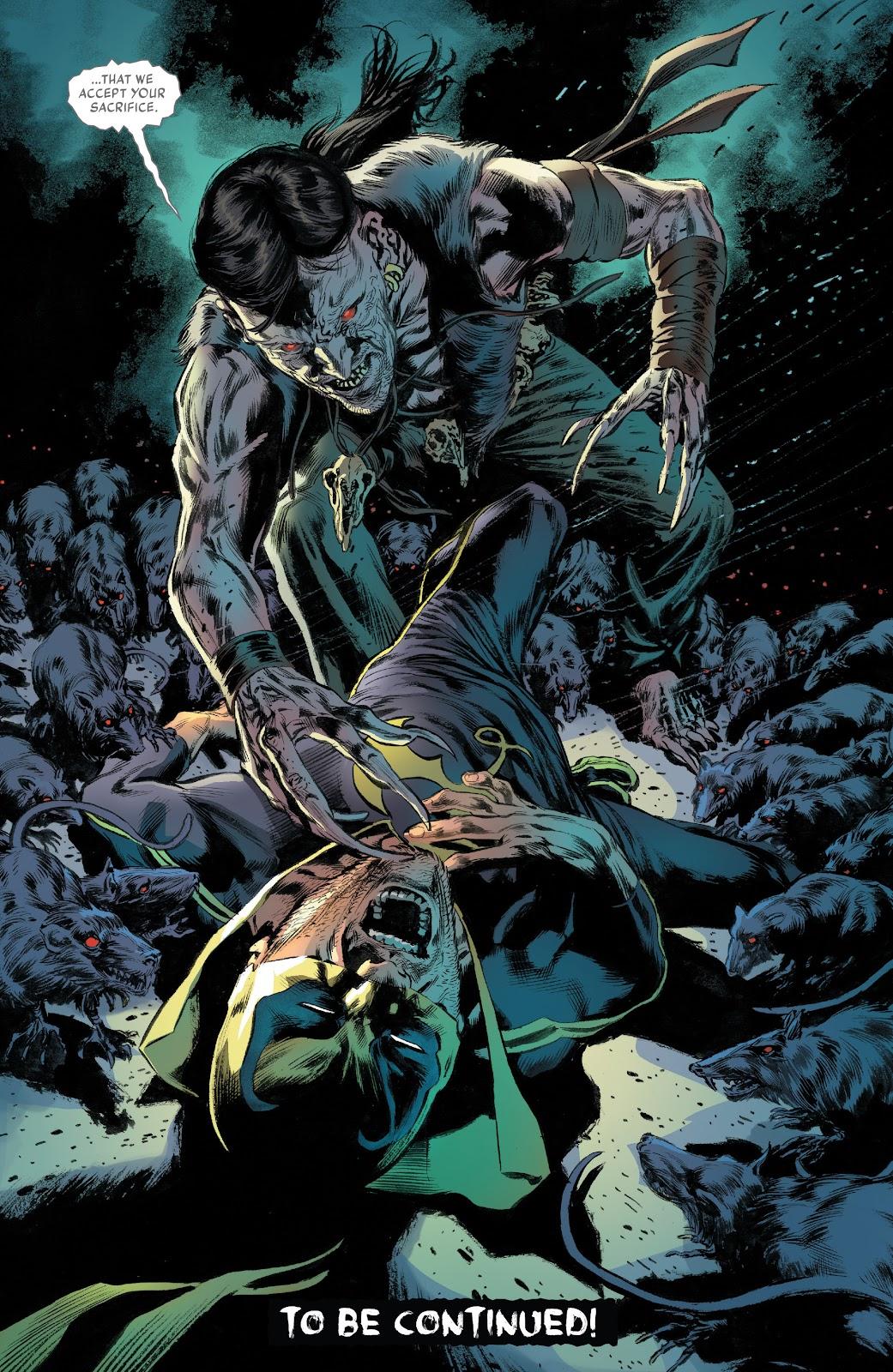 Iron Fist (2017) Issue #2 #2 - English 22