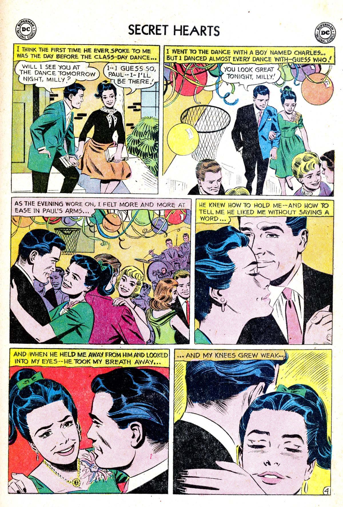 Read online Secret Hearts comic -  Issue #85 - 13