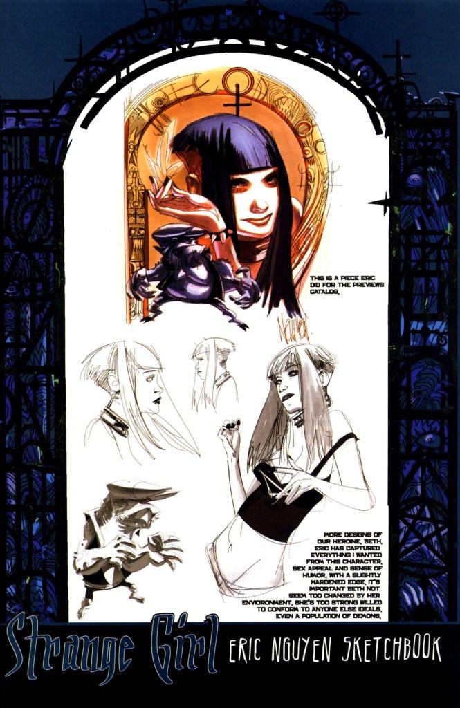 Strange Girl Issue #1 #2 - English 26