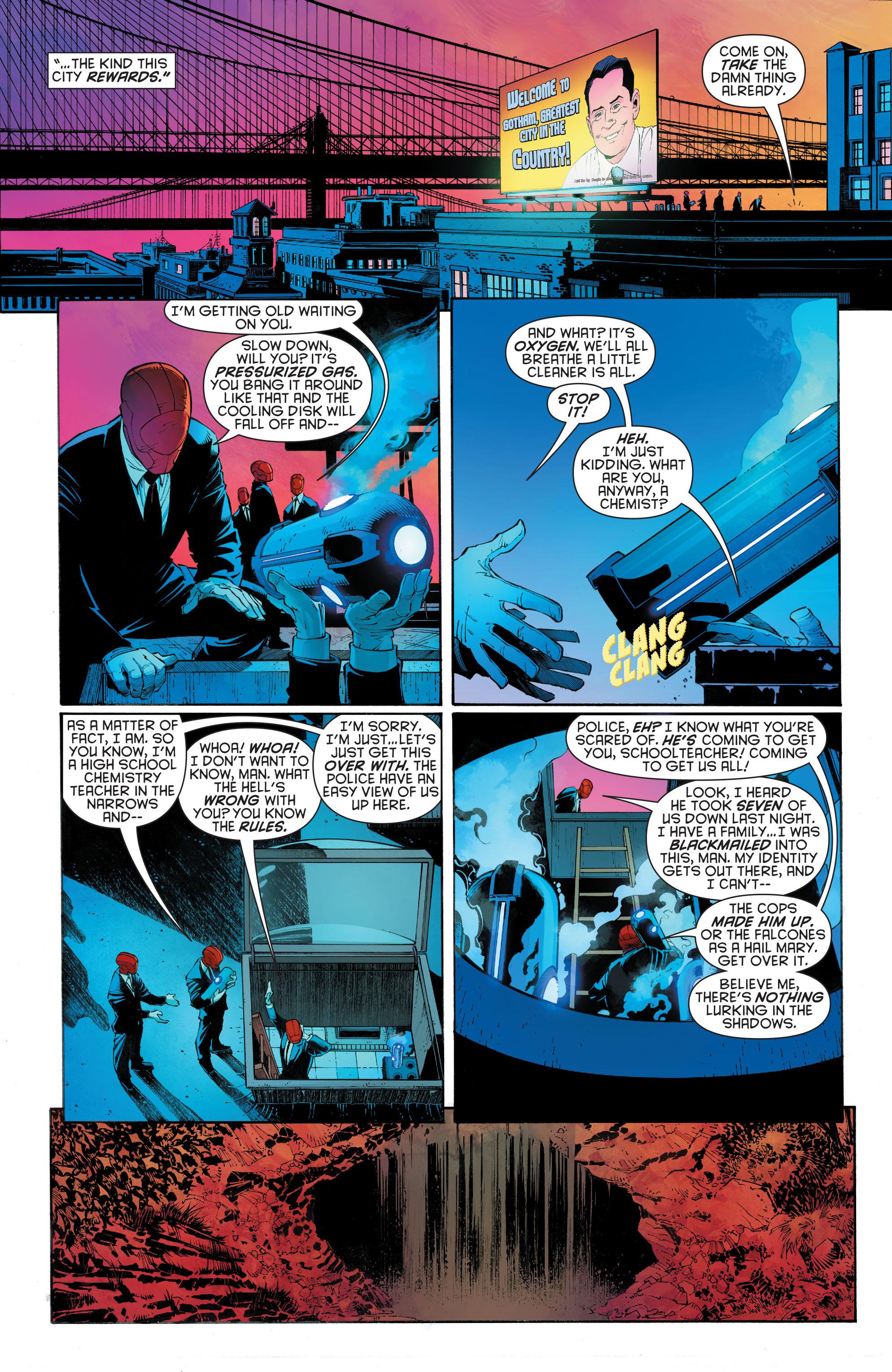 DC Comics: Zero Year chap tpb pic 8