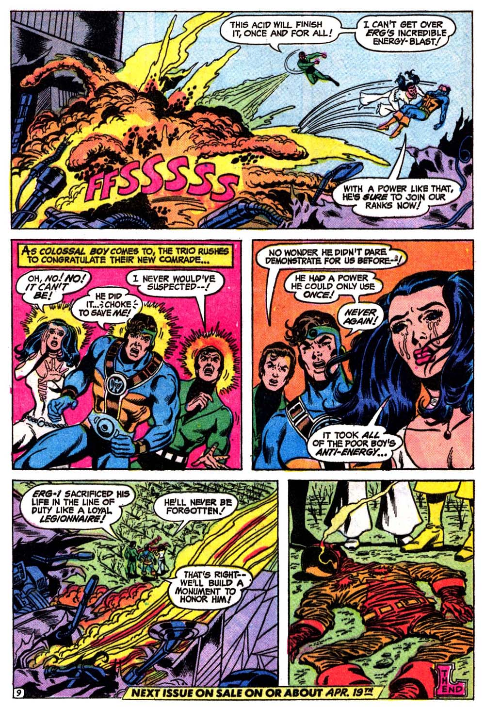 Tales of the Legion Issue #343 #30 - English 10