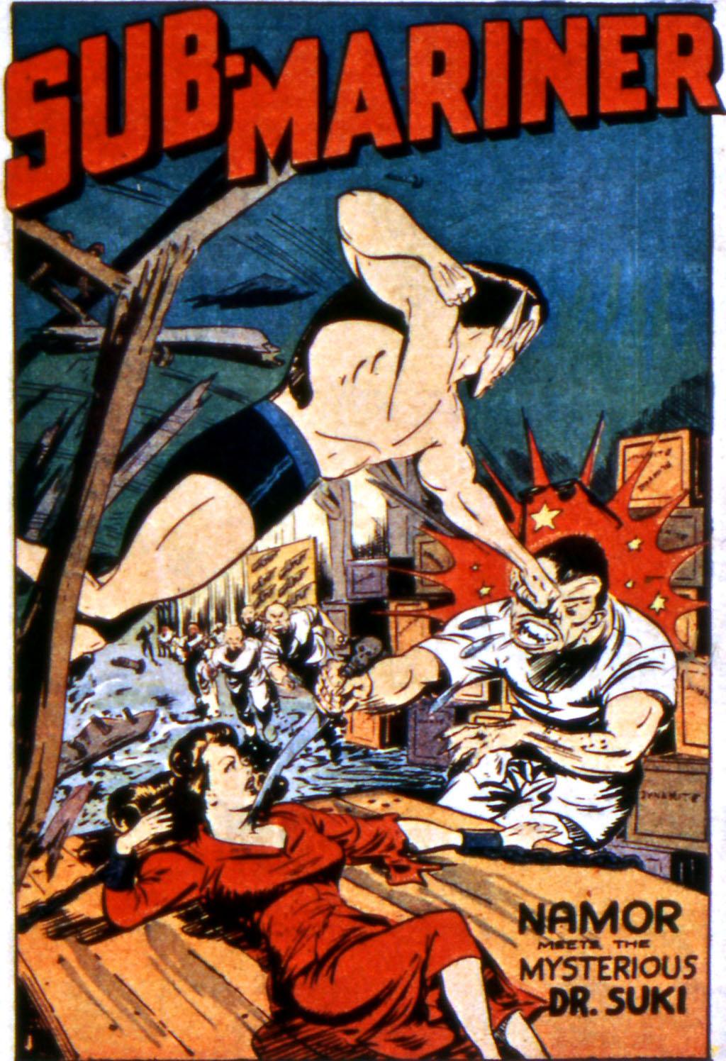 Sub-Mariner Comics Issue #11 #11 - English 21