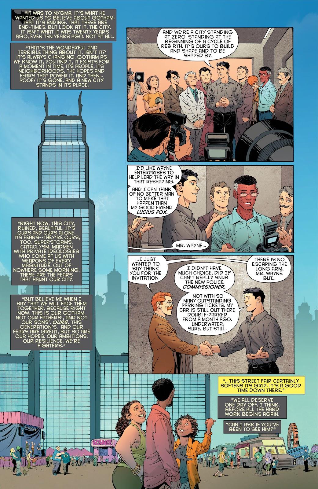 Batman (2011) Issue #33 #52 - English 27