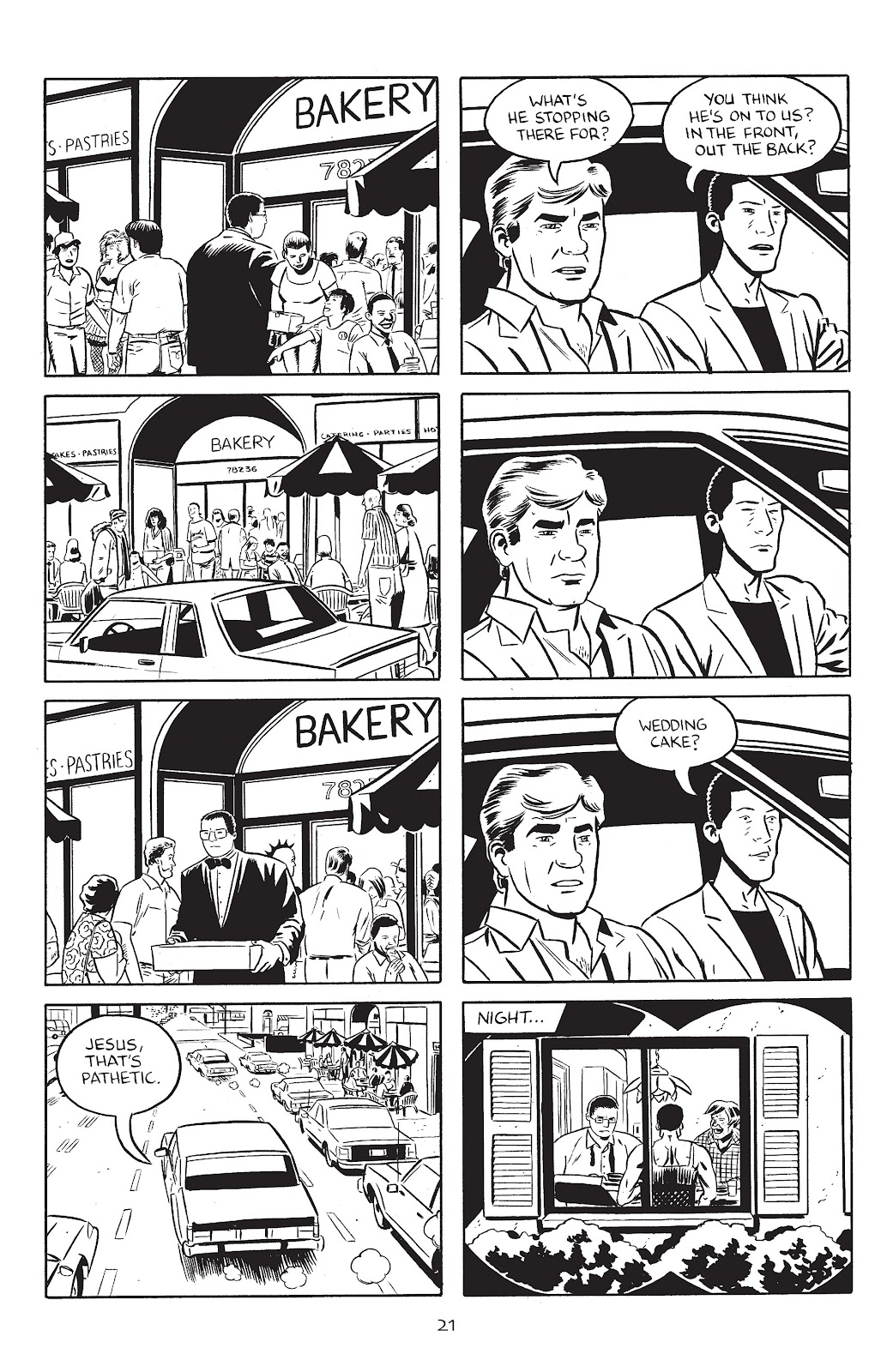 Stray Bullets Issue #29 #29 - English 23