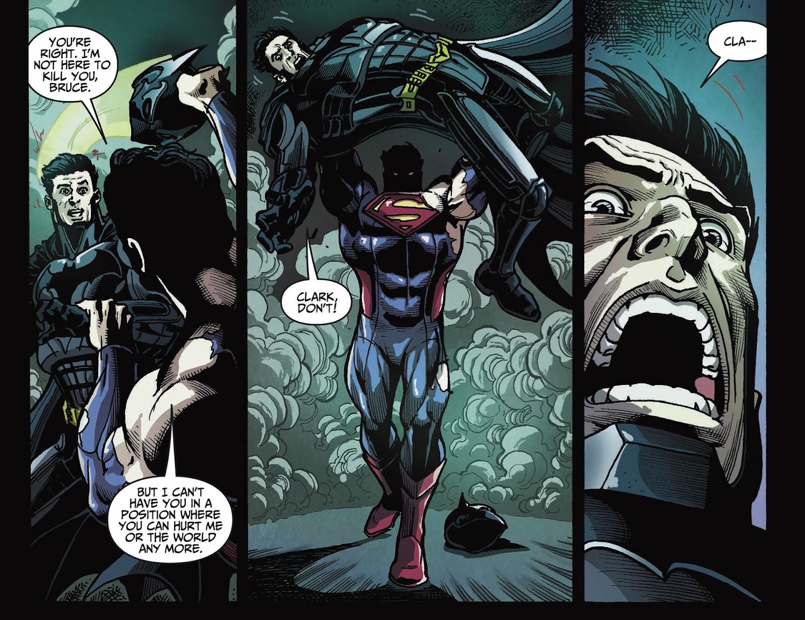 Injustice: Gods Among Us [I] Issue #35 #36 - English 21