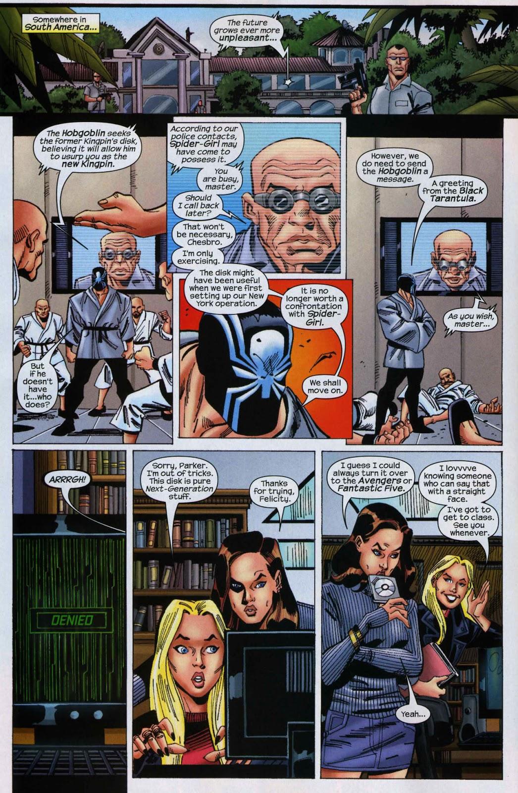 Amazing Spider-Girl Issue #6 #7 - English 9