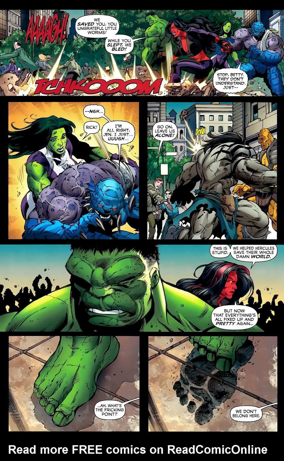 Incredible Hulks (2010) Issue #621 #11 - English 5