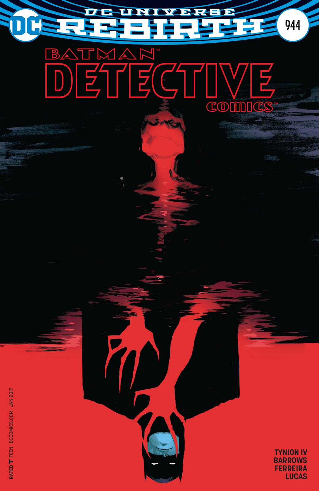 Detective Comics (2016) Issue #944 #11 - English 3