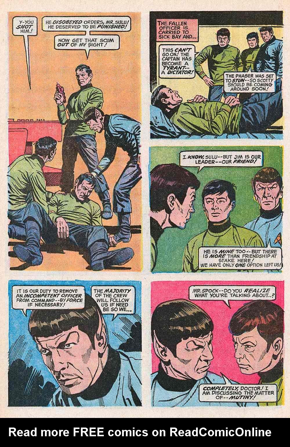 Star Trek (1967) Issue #14 #14 - English 19