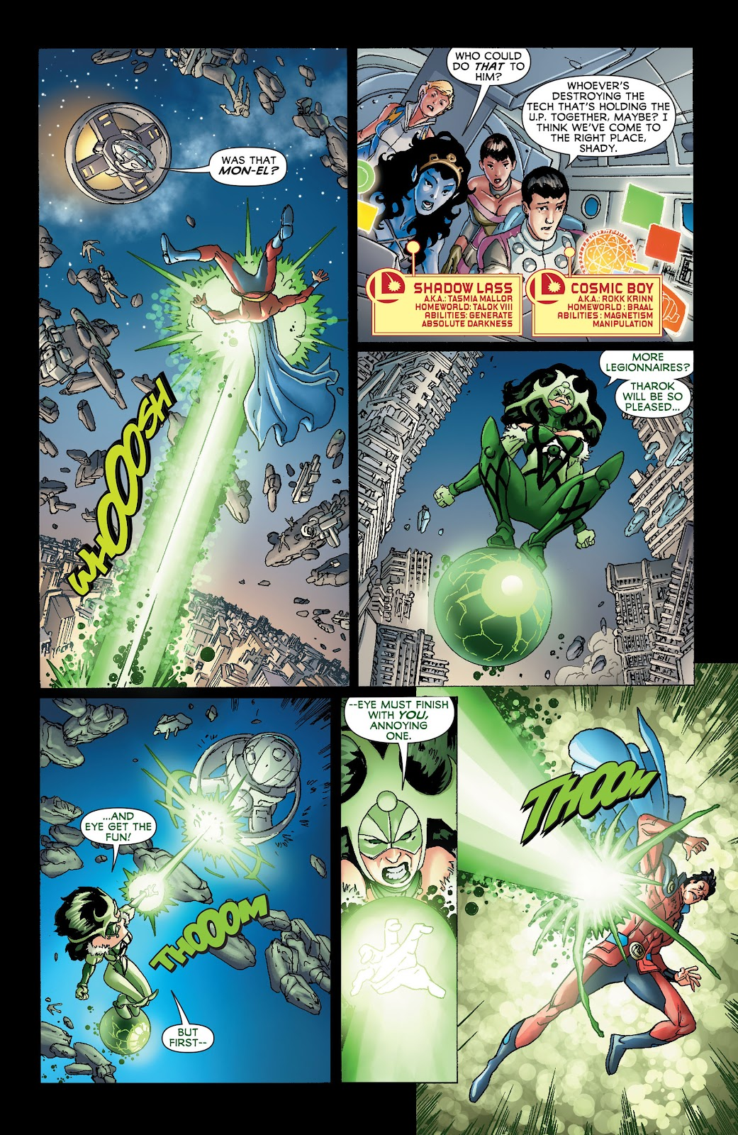 Legion of Super-Heroes (2011) Issue #19 #20 - English 13