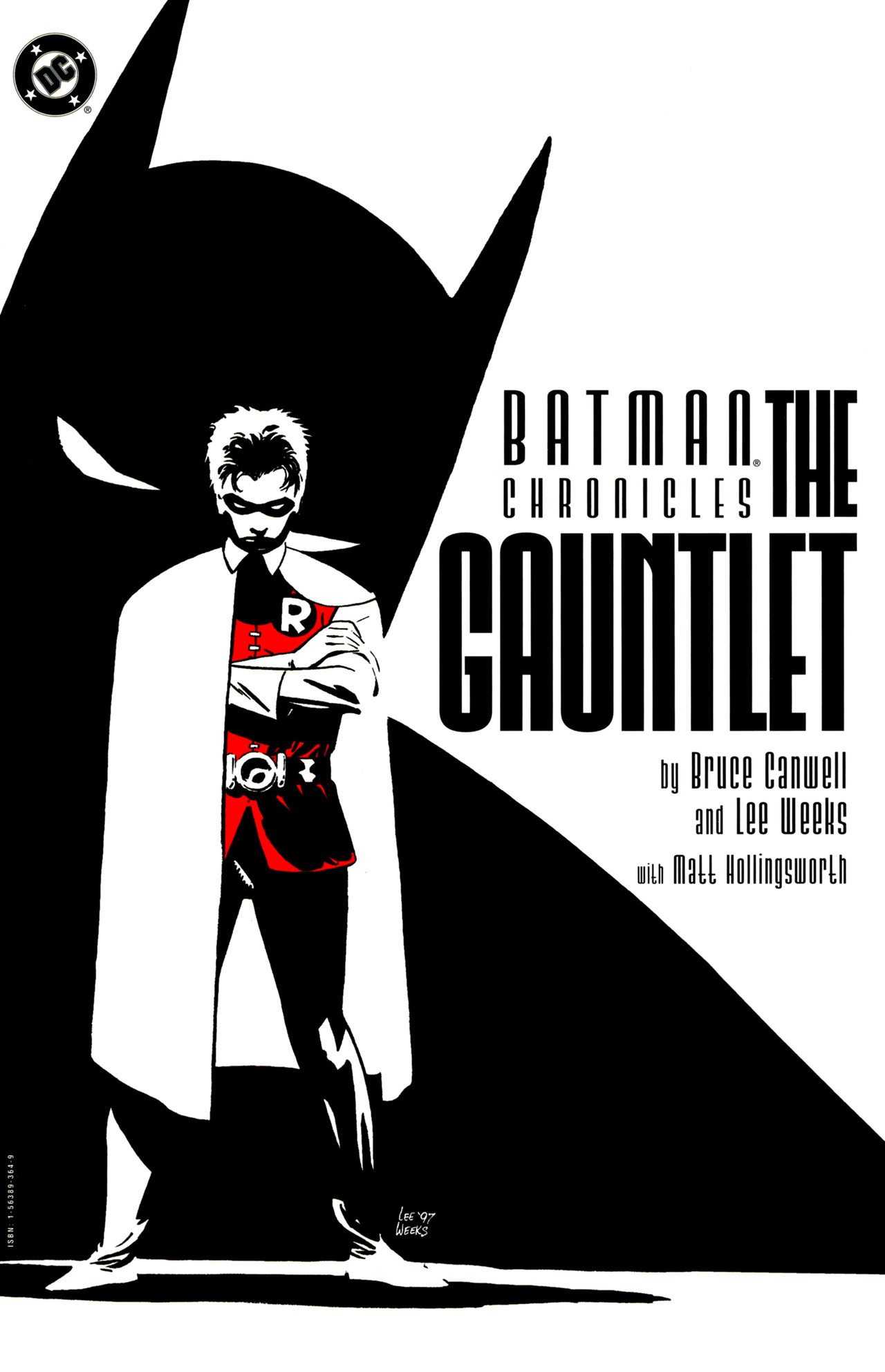 Batman Chronicles: The Gauntlet Full Page 1
