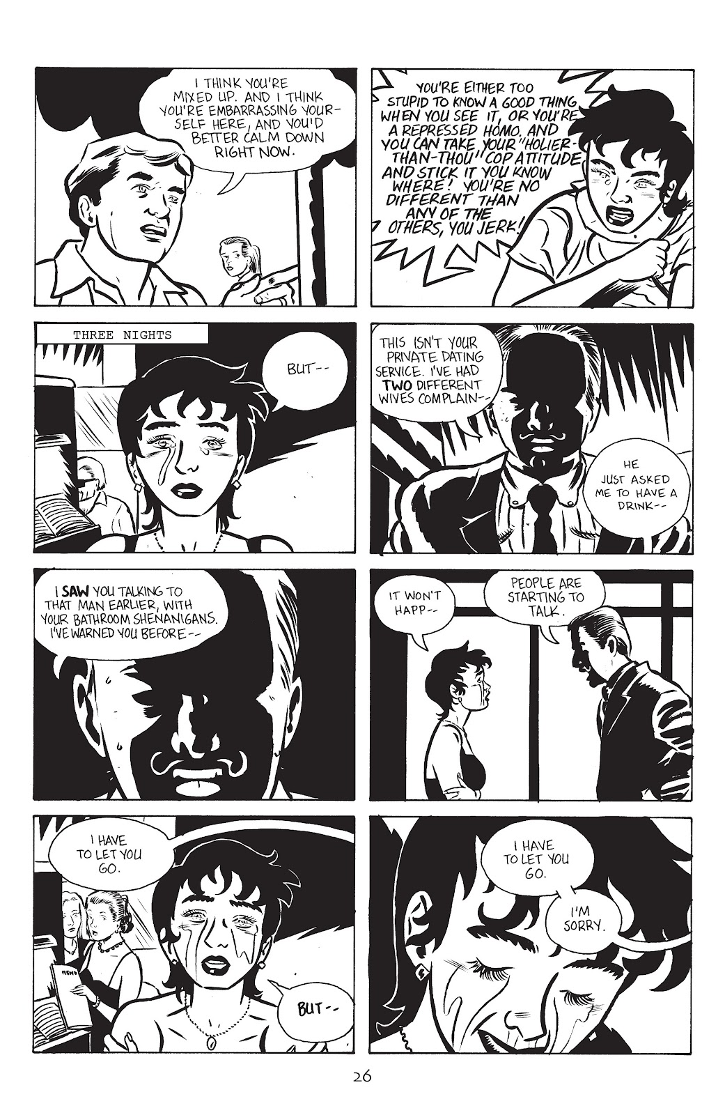 Stray Bullets Issue #19 #19 - English 28