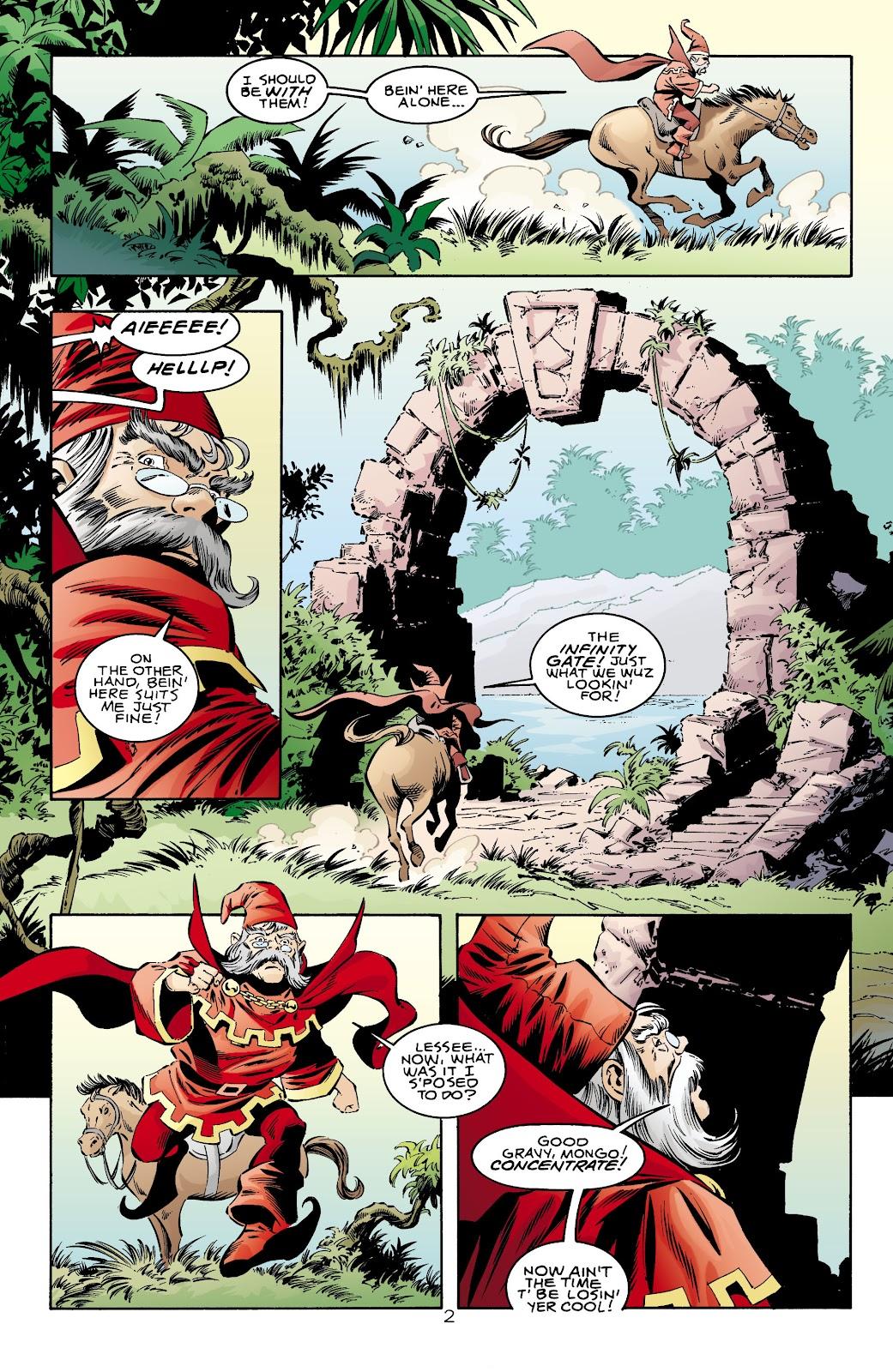 Aquaman (1994) Issue #71 #77 - English 3
