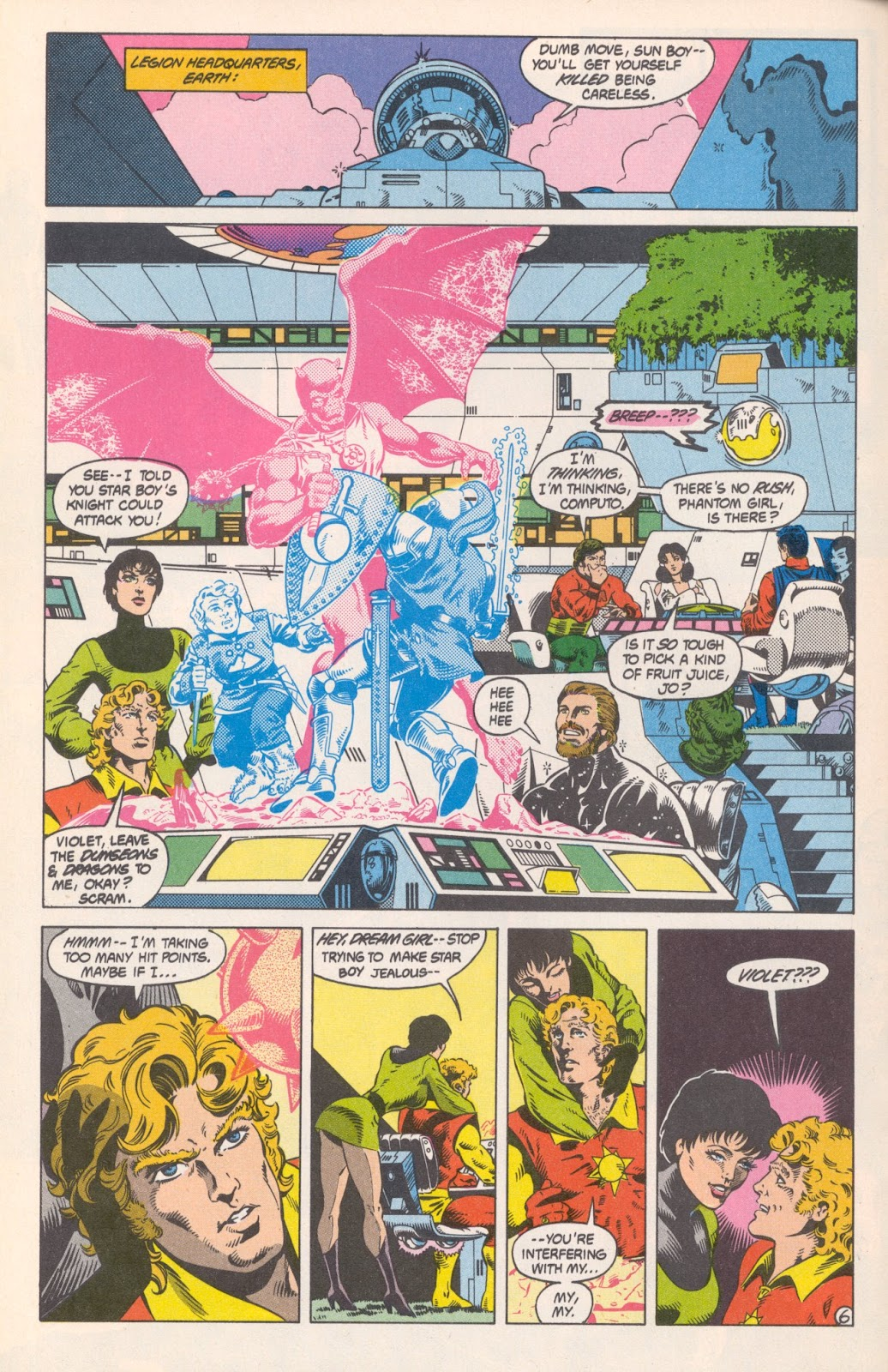 Tales of the Legion Issue #338 #25 - English 7