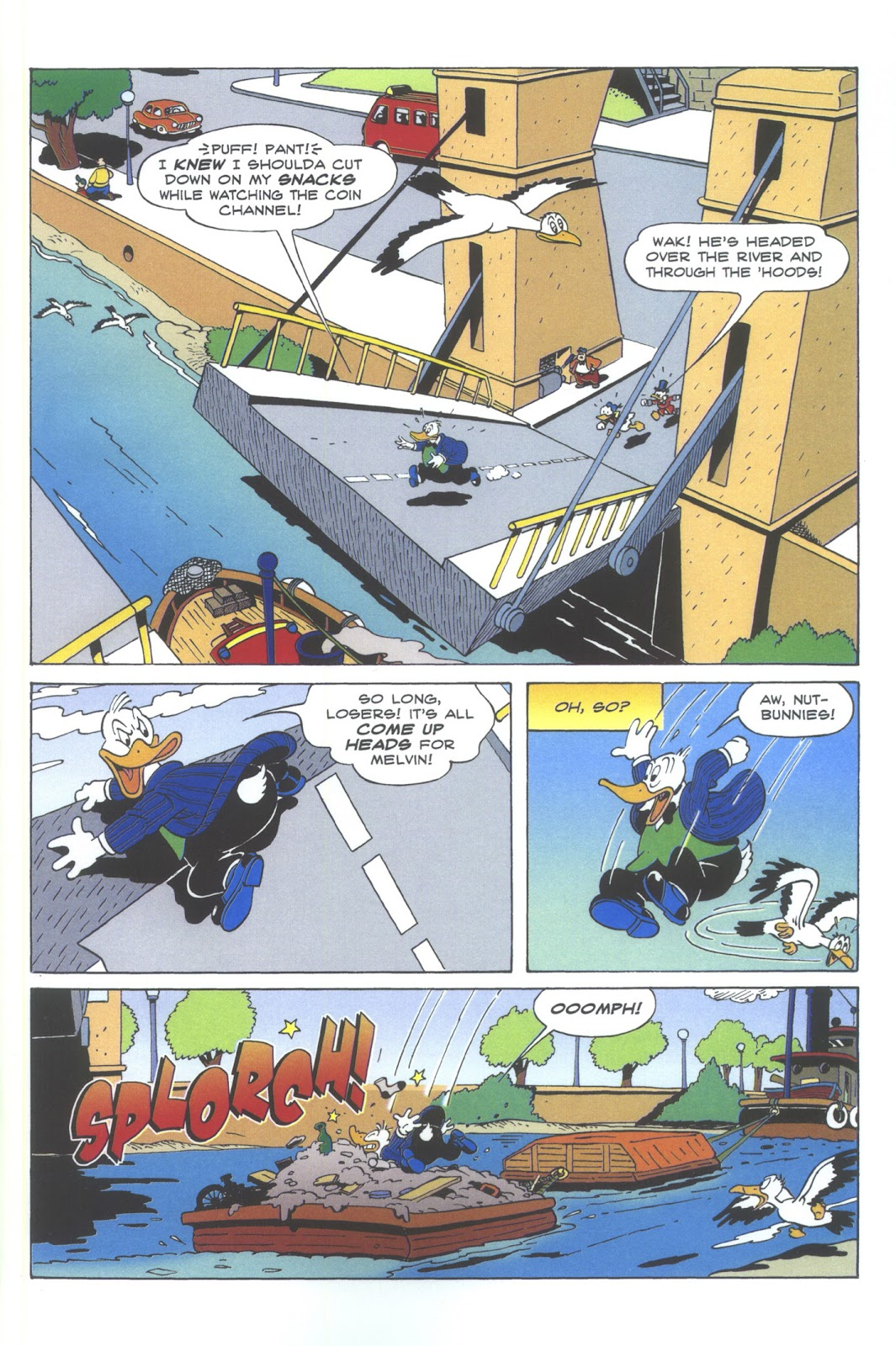 Uncle Scrooge (1953) Issue #367 #367 - English 63