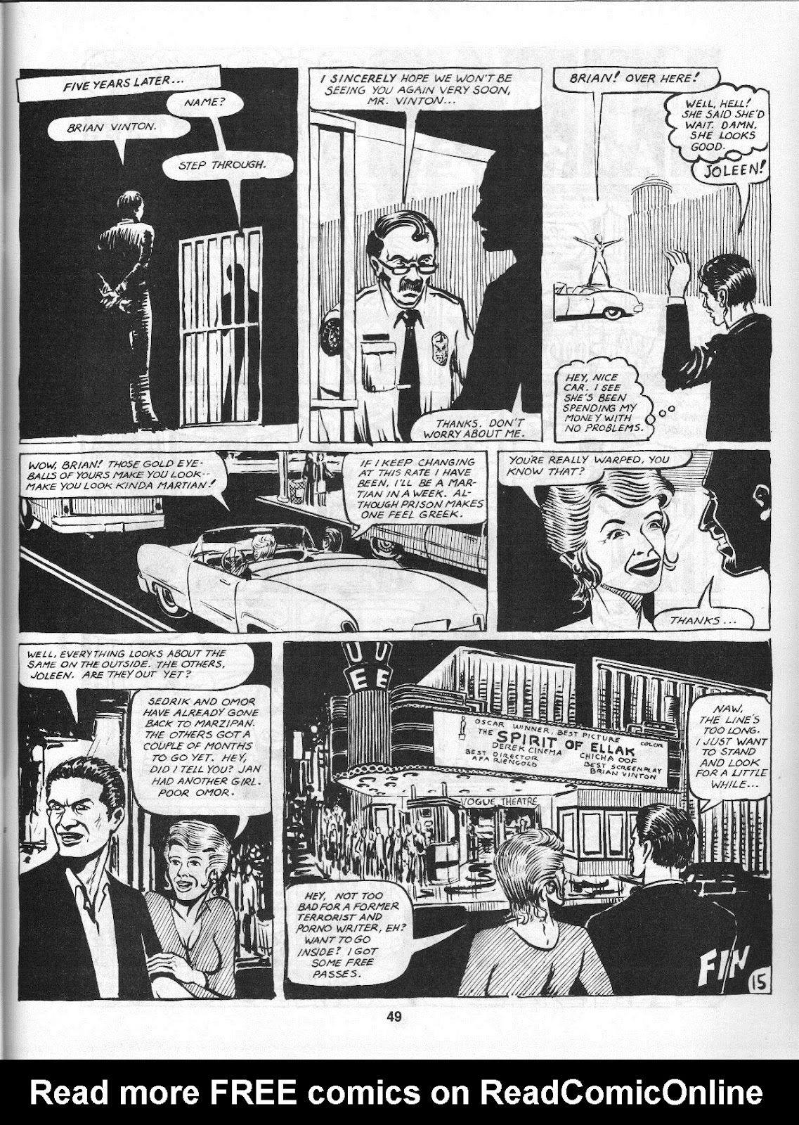 Love and Rockets (1982) Issue #3 #2 - English 51