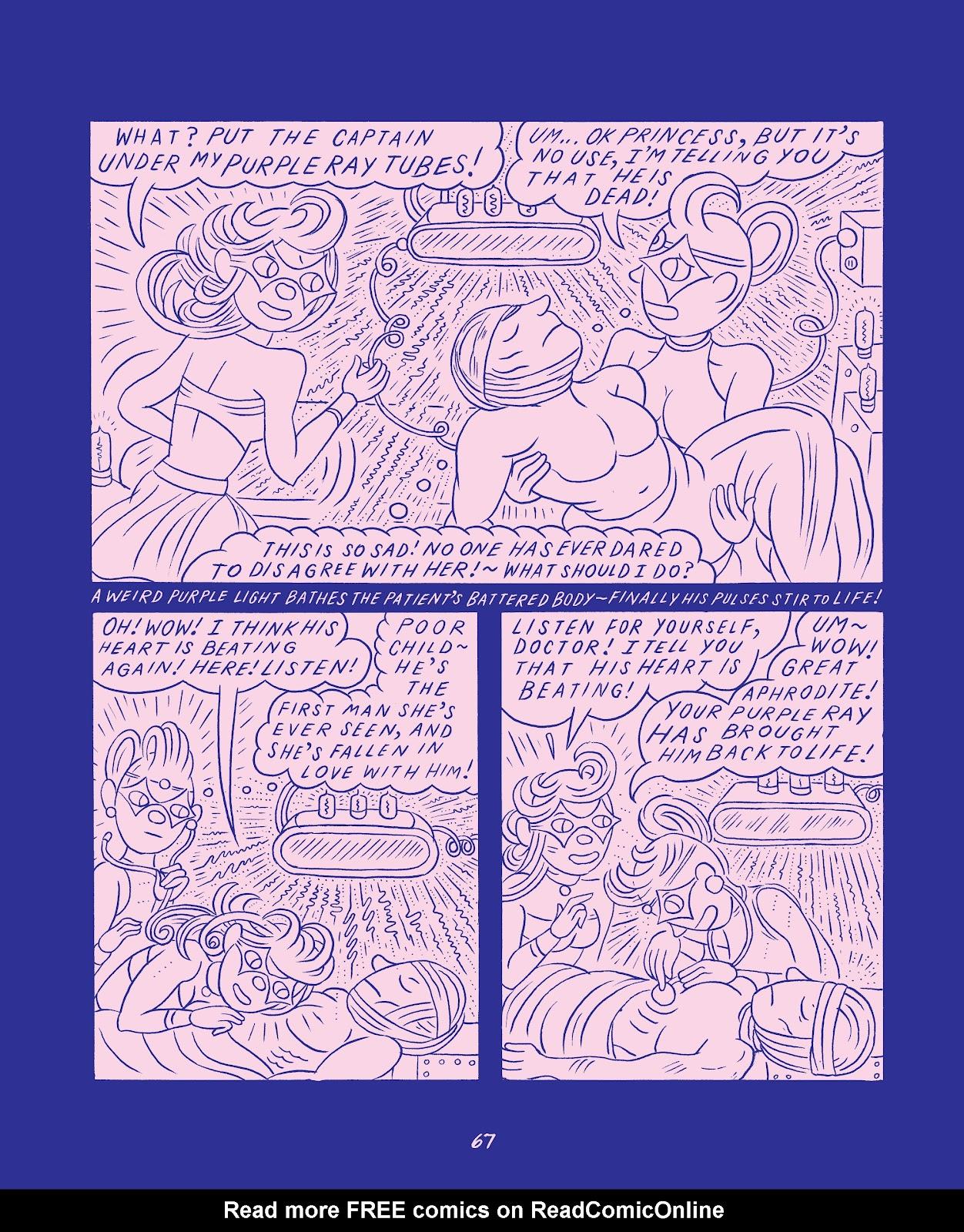 What Parsifal Saw TPB #1 - English 71