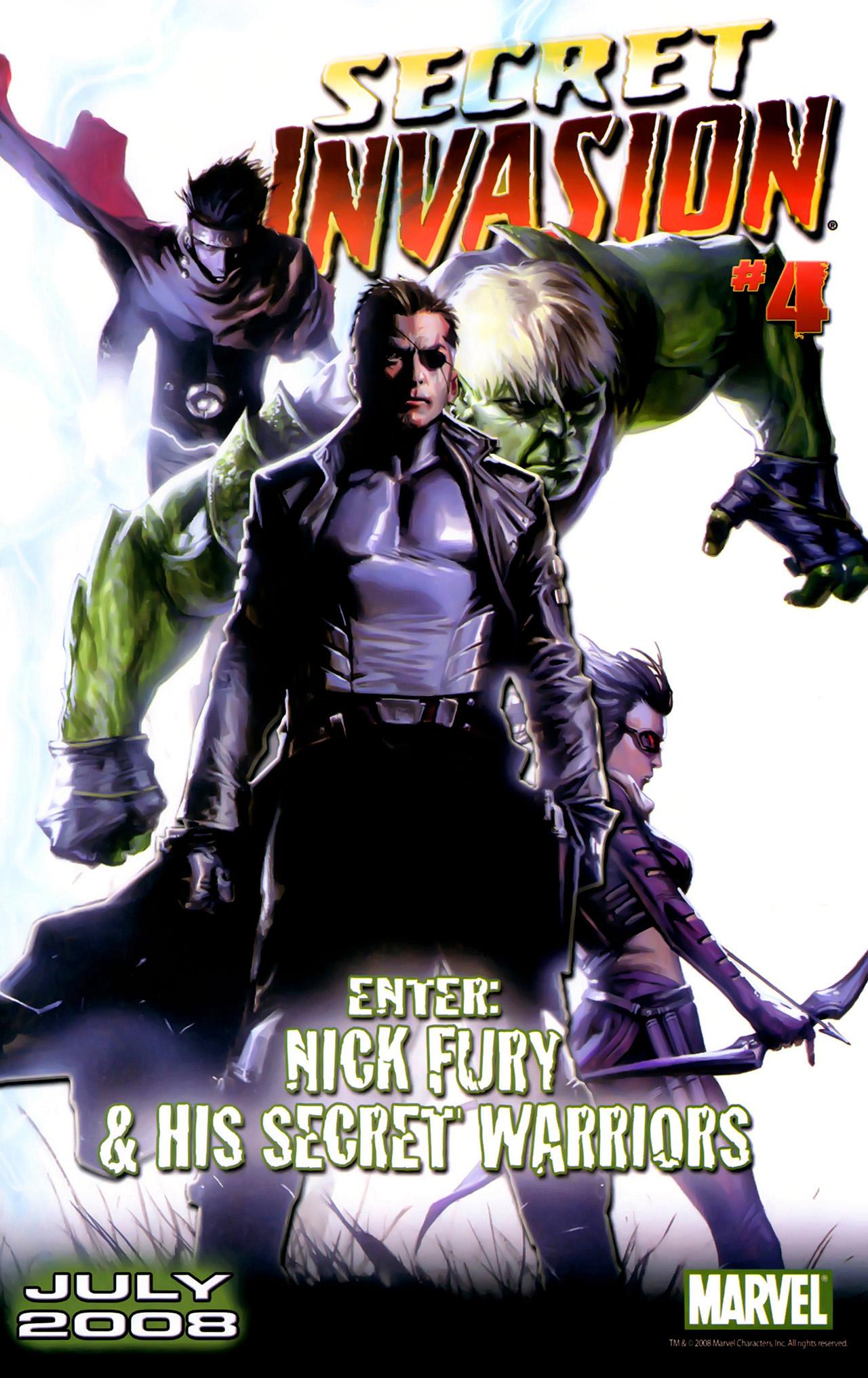 Read online Skrulls! comic -  Issue # Full - 65