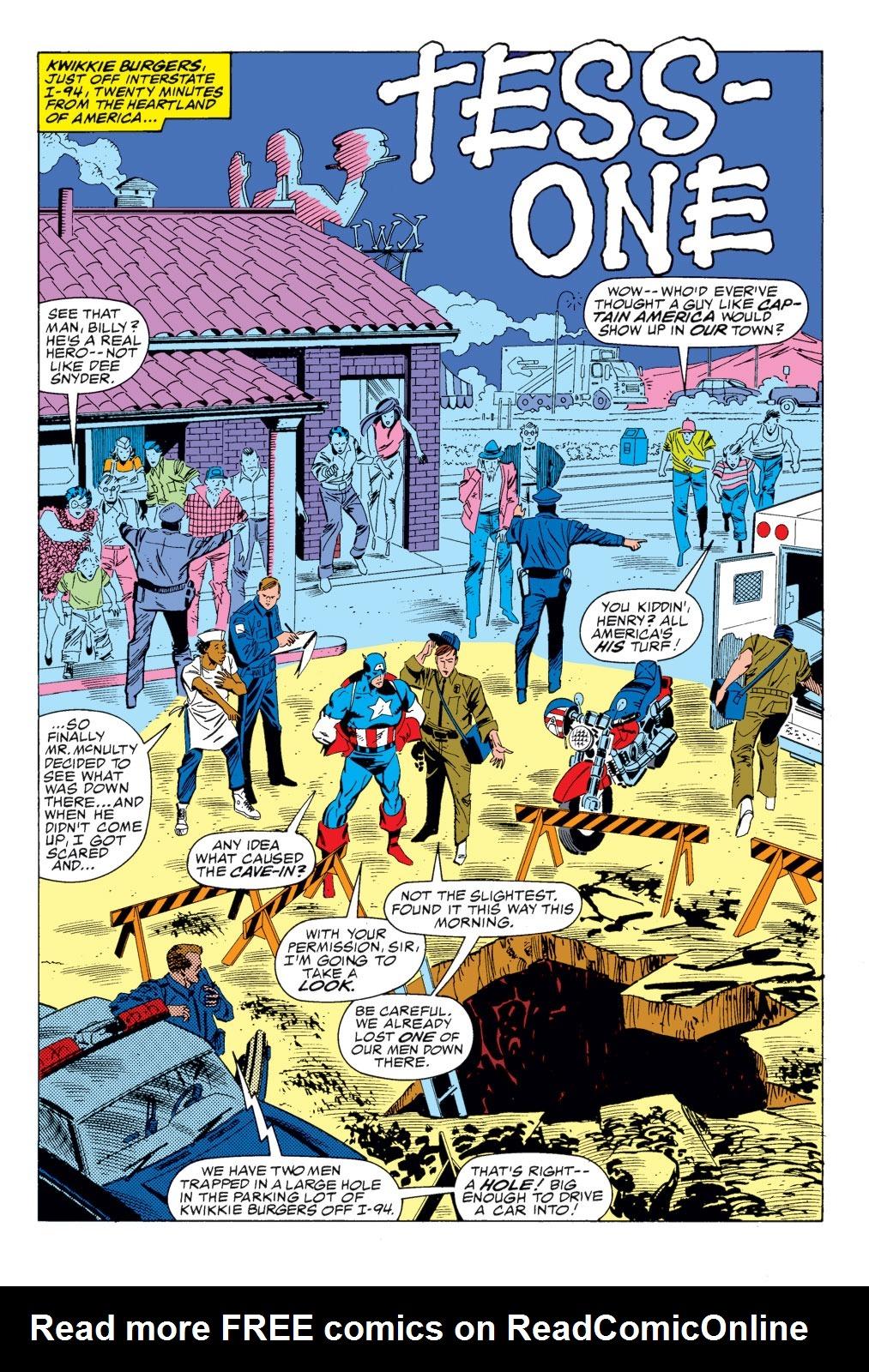 Captain America (1968) _Annual 8 #8 - English 9