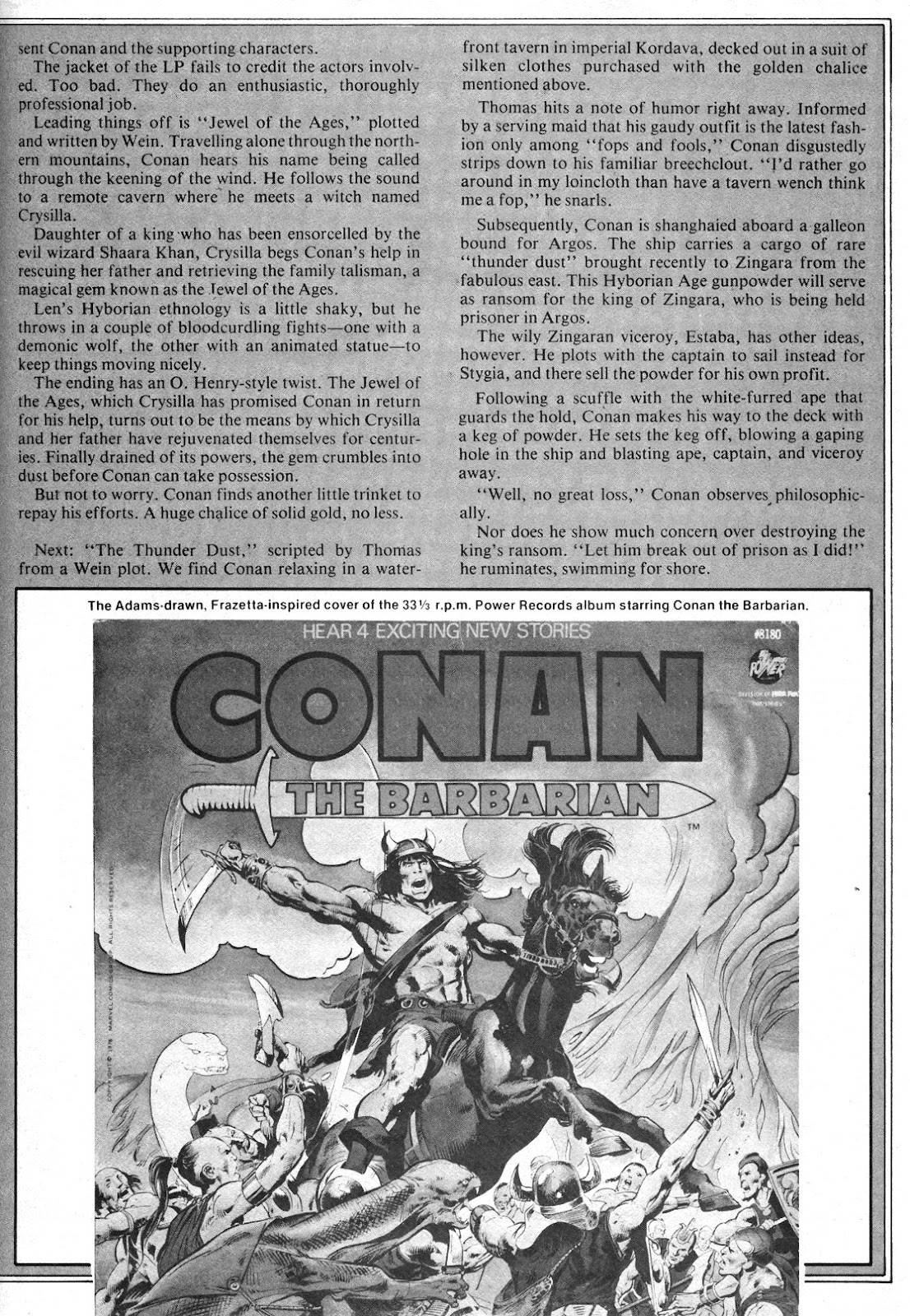 The Savage Sword Of Conan Issue #40 #41 - English 59