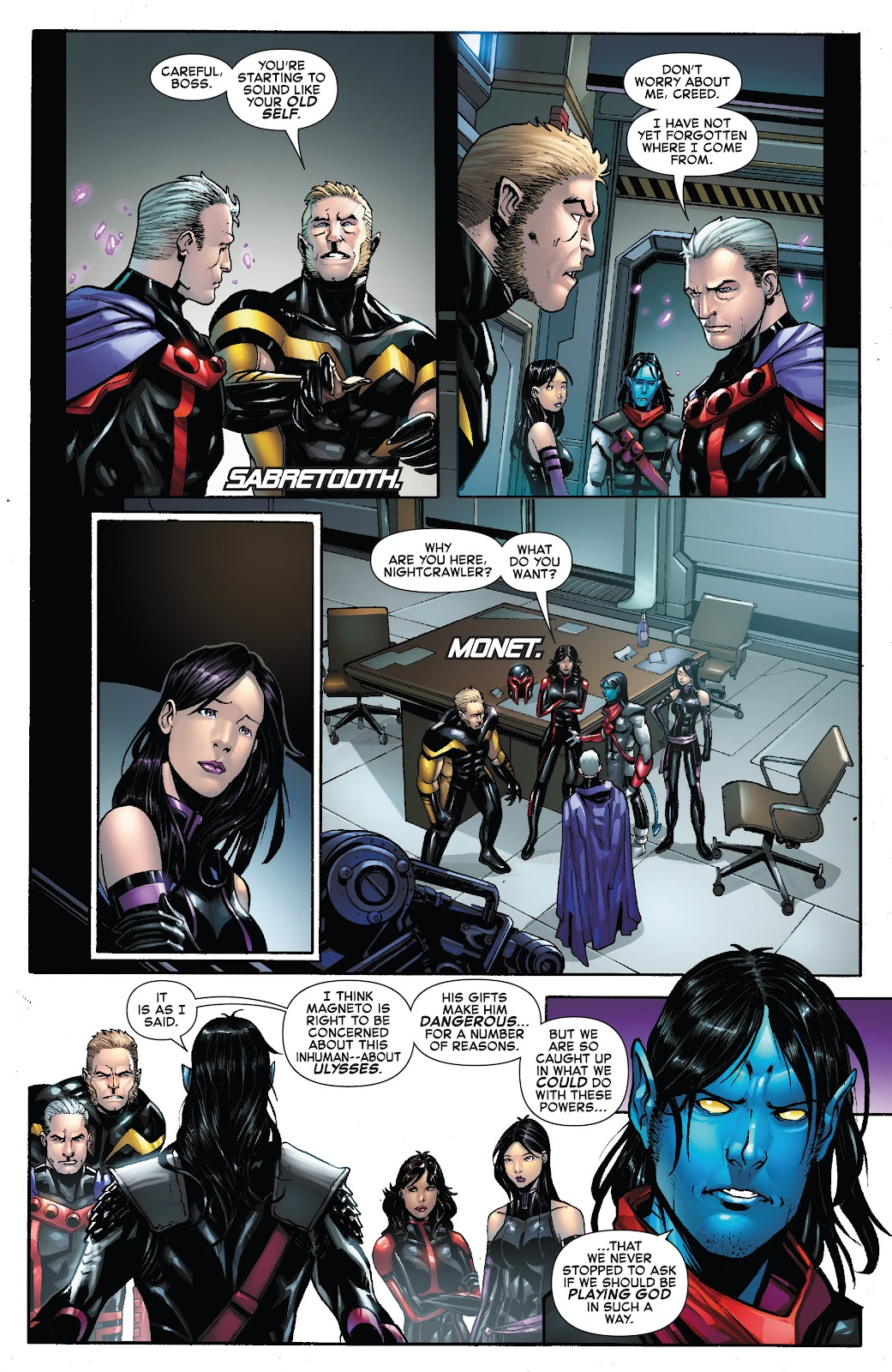 Civil War II: X-Men Issue #2 #2 - English 8
