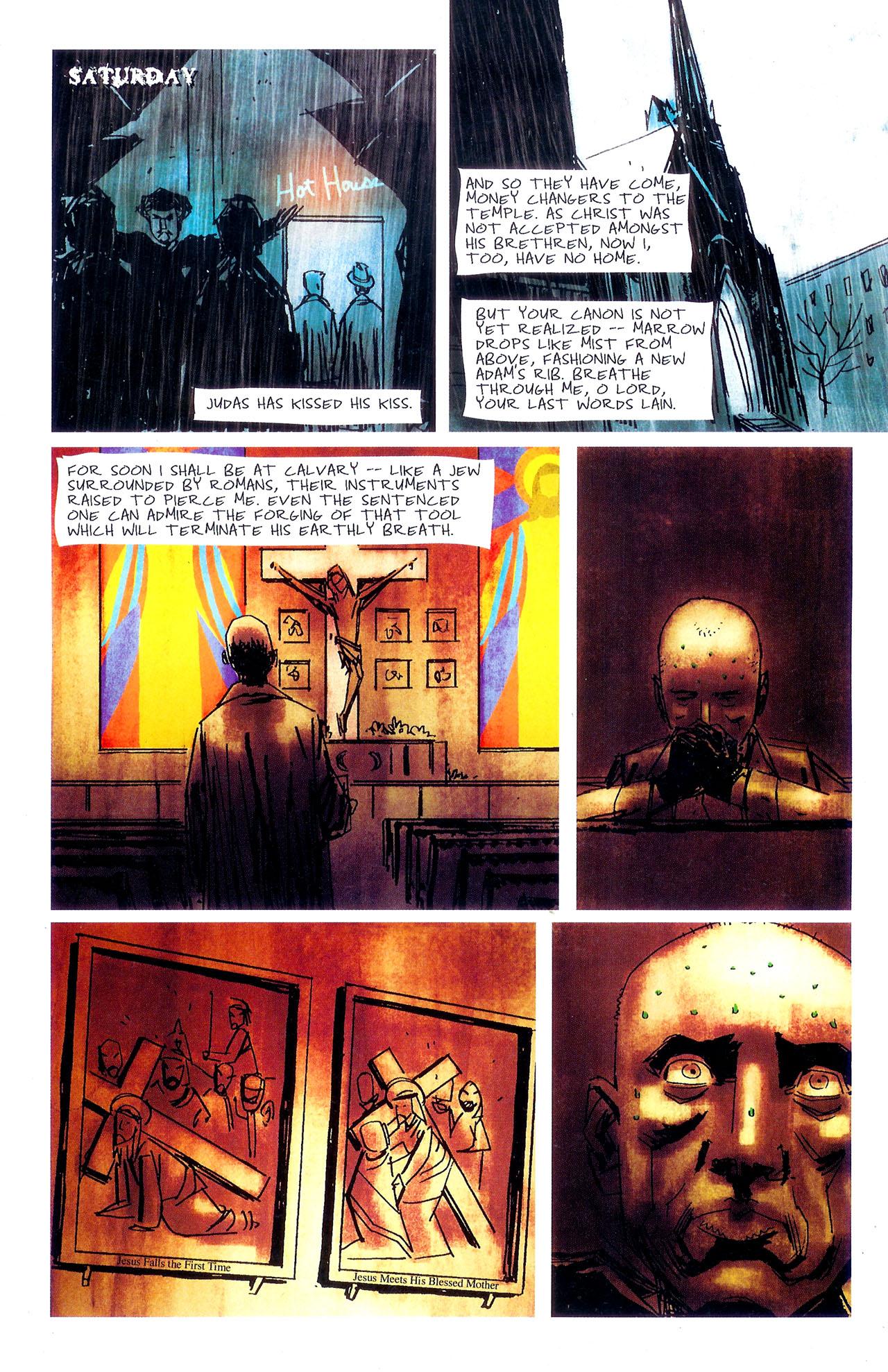 Read online Se7en comic -  Issue #7 - 7