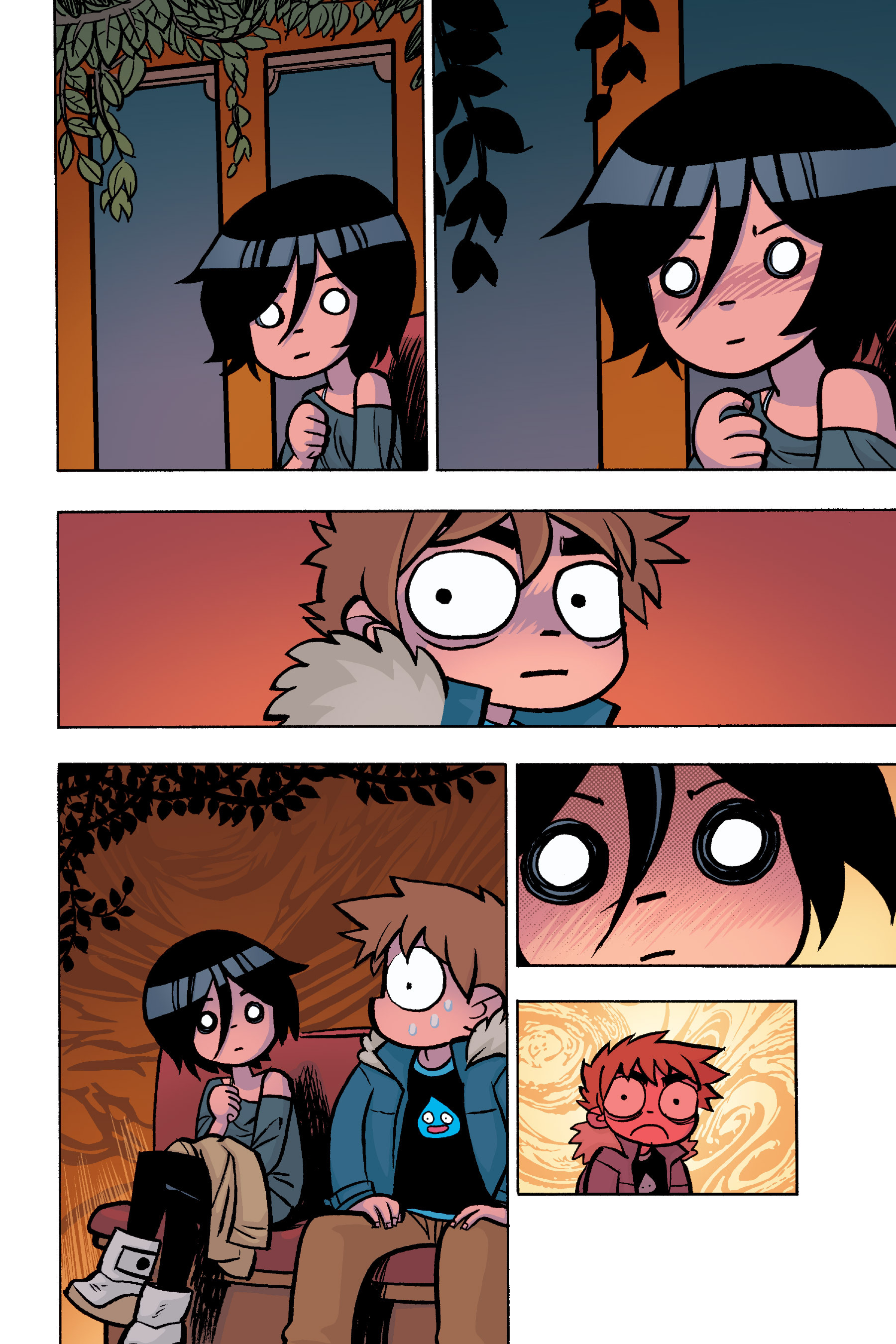 Read online Scott Pilgrim comic -  Issue #6 - 33