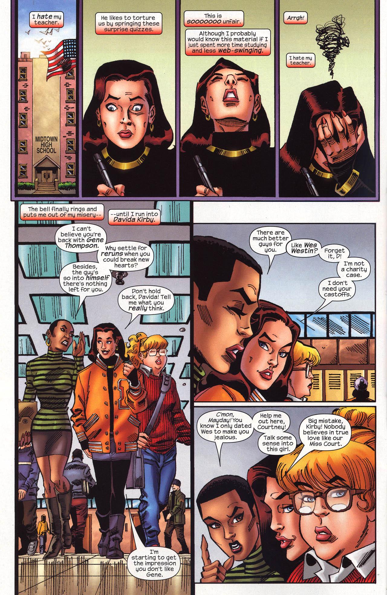 Amazing Spider-Girl #19 #12 - English 9