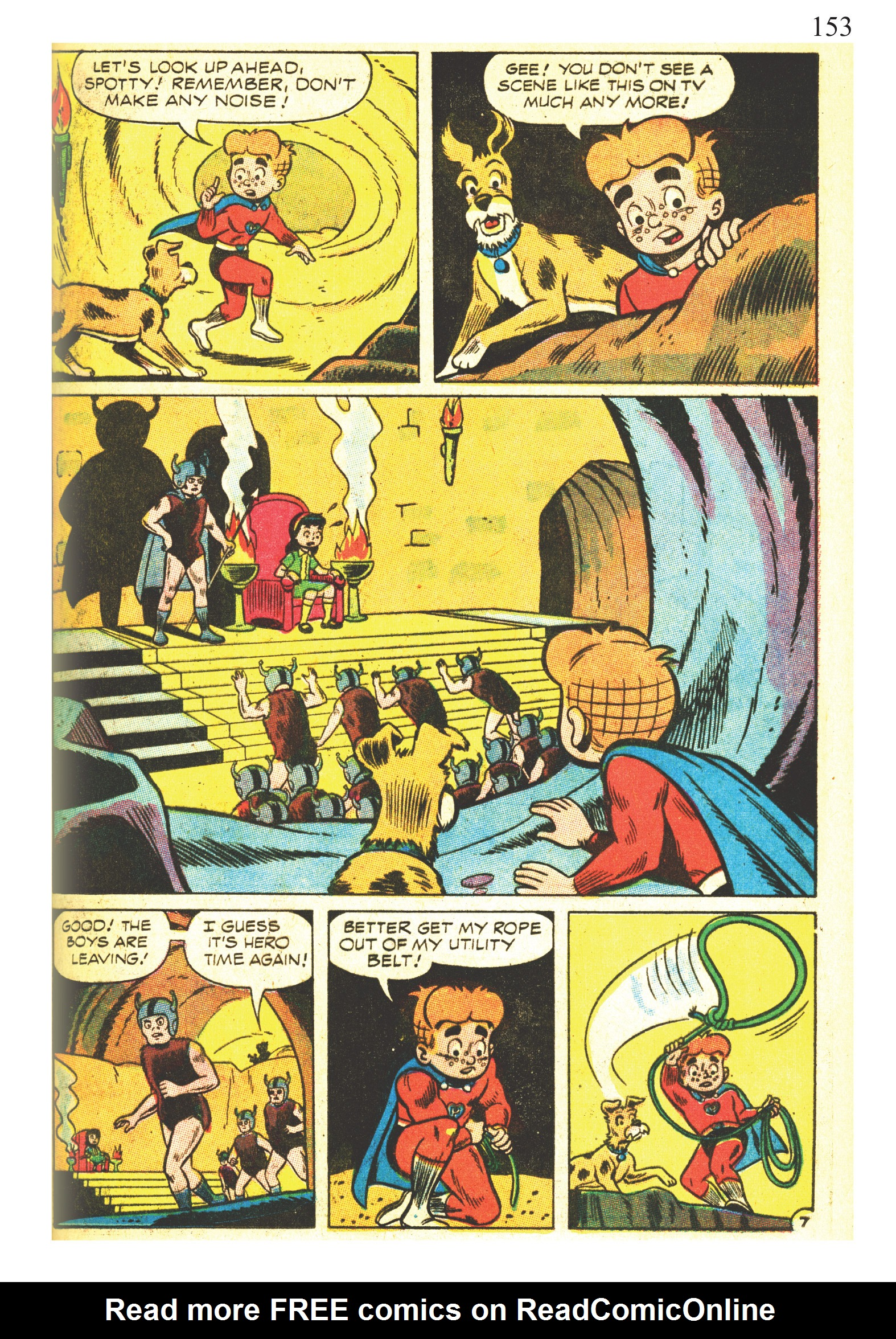 Read online The Best of Archie Comics comic -  Issue # TPB 2 (Part 1) - 155