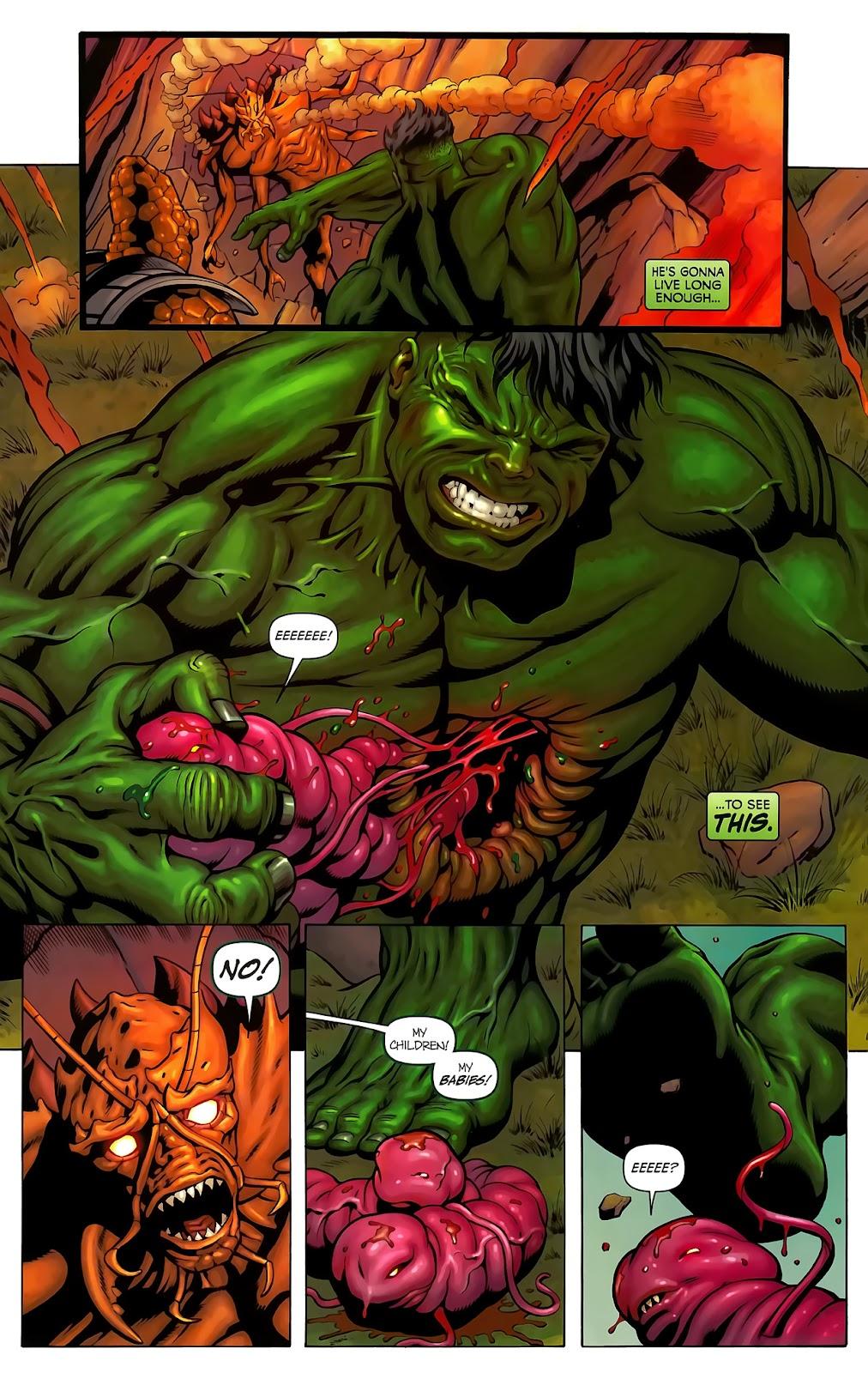 Incredible Hulks (2010) Issue #625 #15 - English 16
