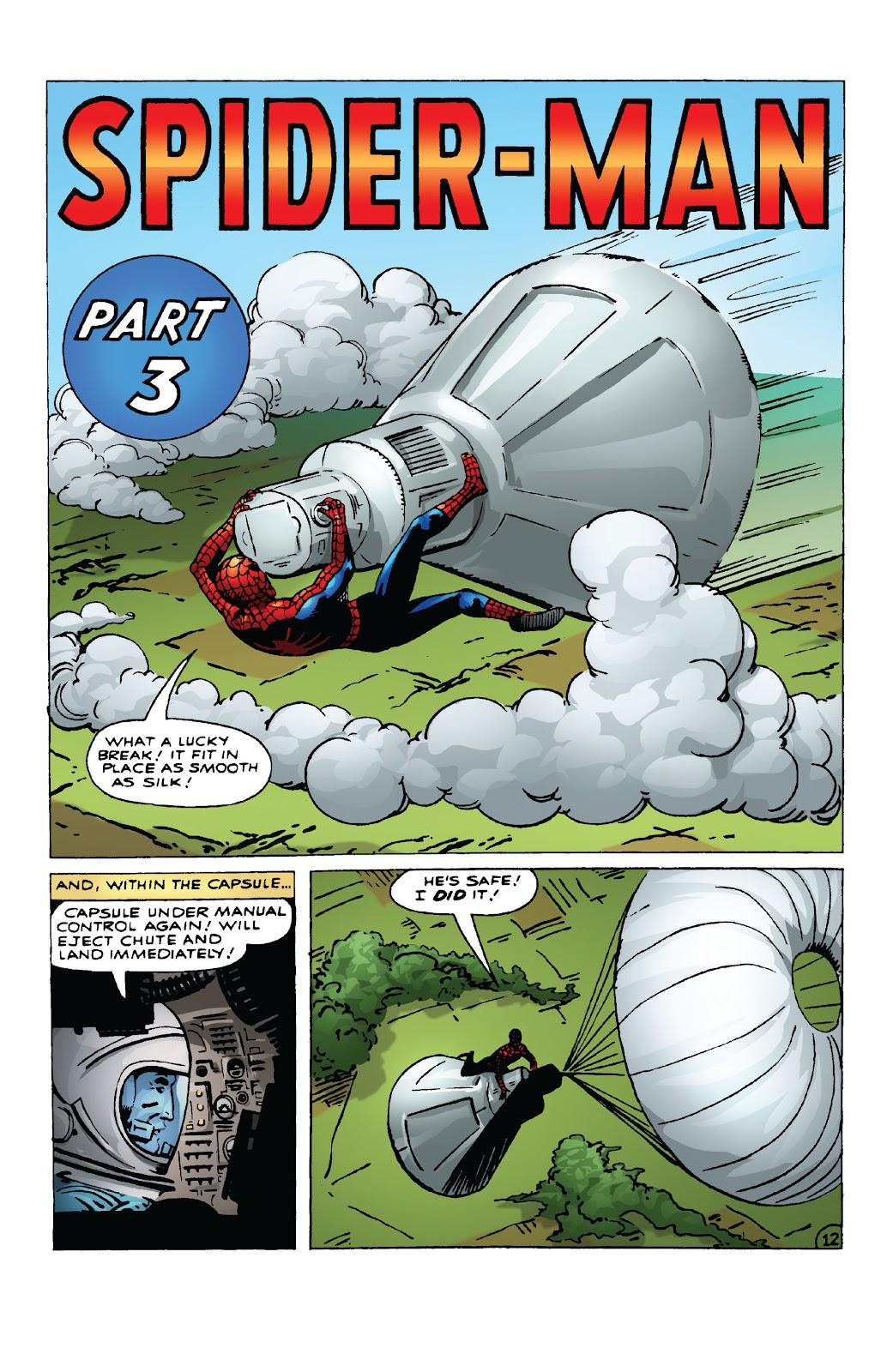 Amazing Fantasy #15: Spider-Man! Full #1 - English 27