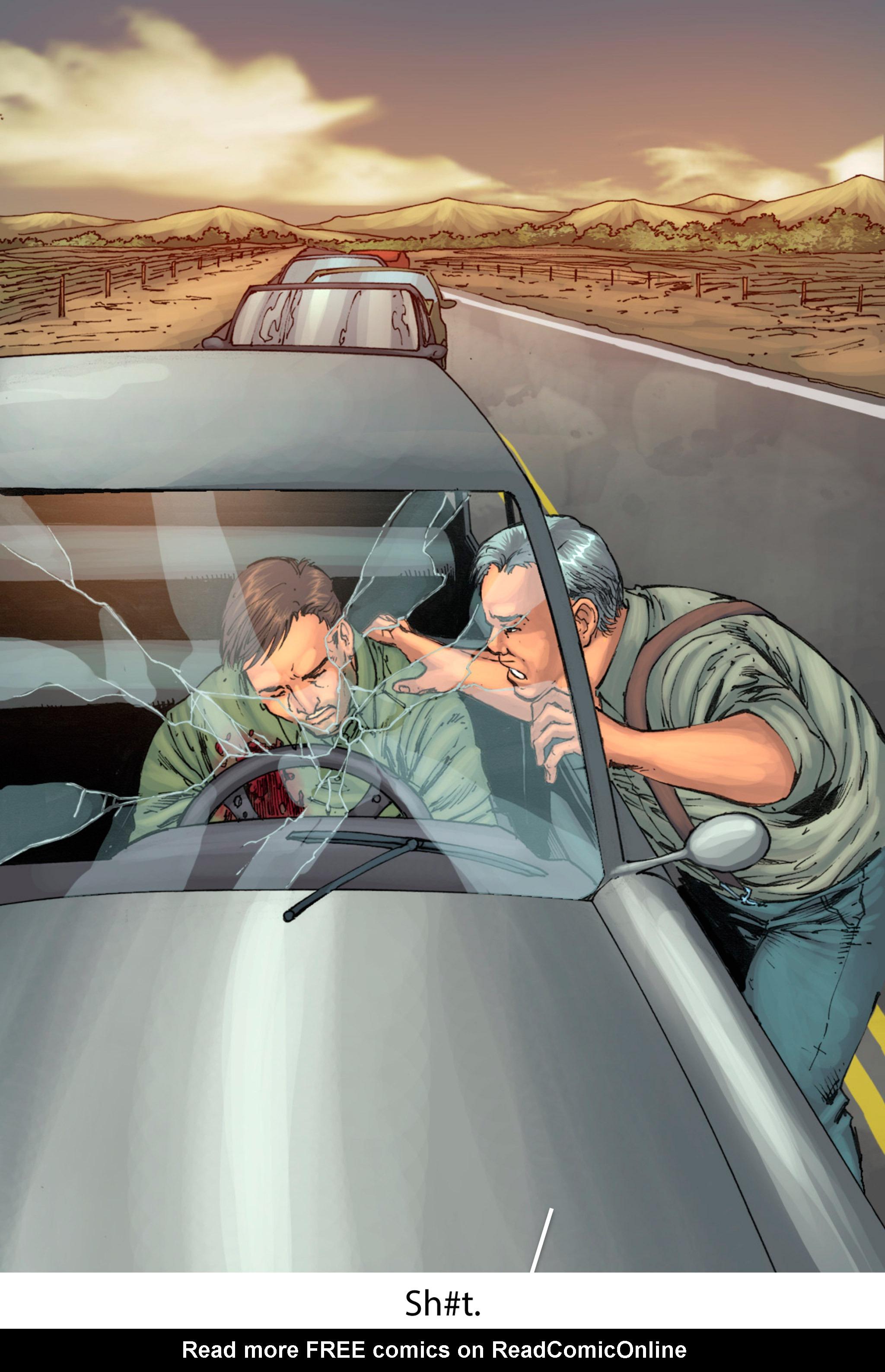 Read online Z-Men comic -  Issue #1 - 23