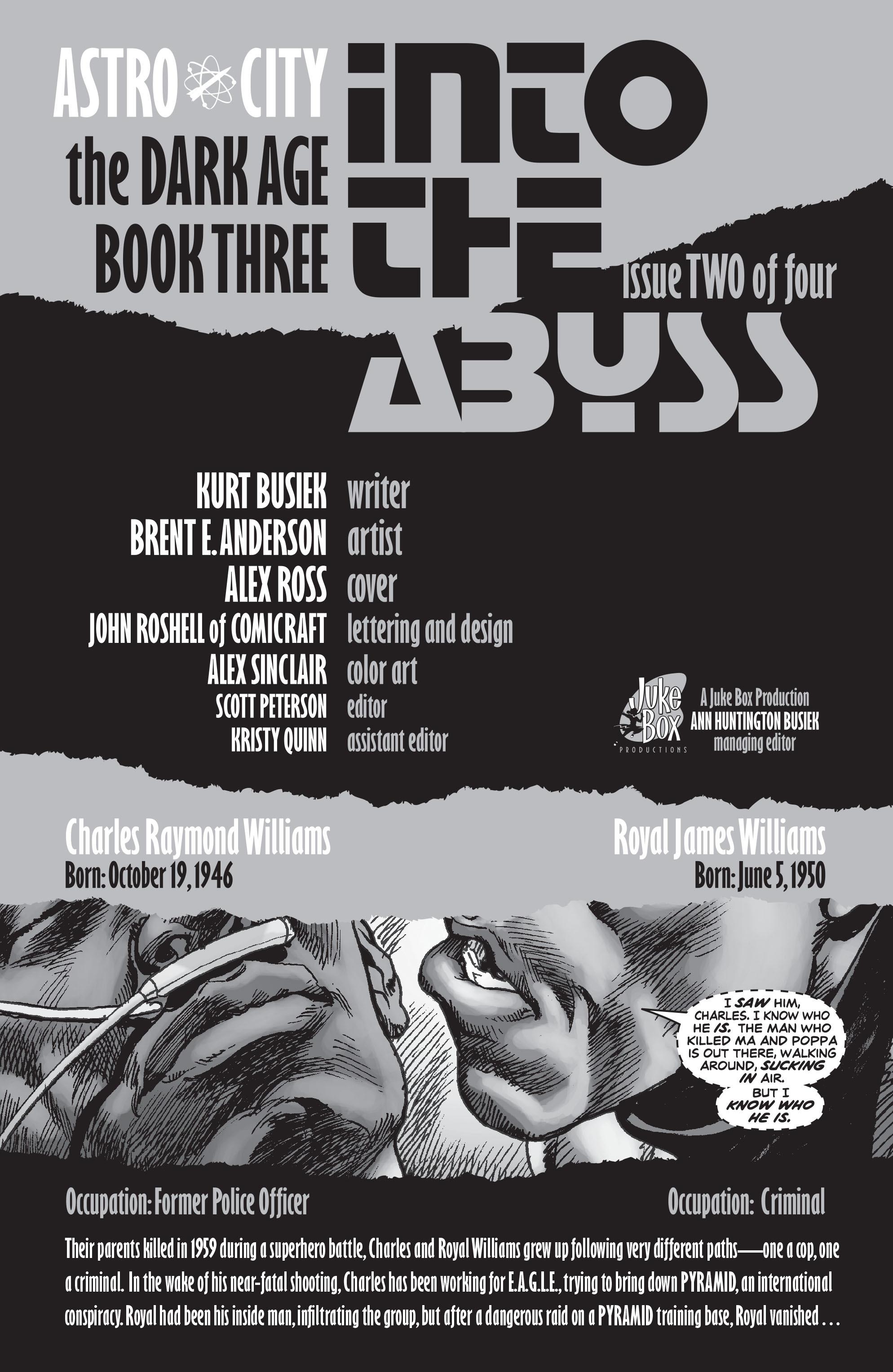 Read online Astro City: Dark Age/Book Three comic -  Issue #2 - 2