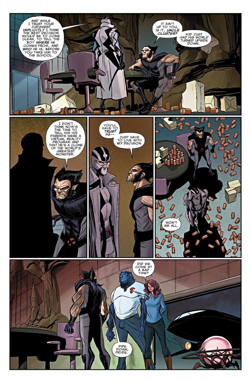 Uncanny X-Force (2010) Issue #19 #20 - English 17