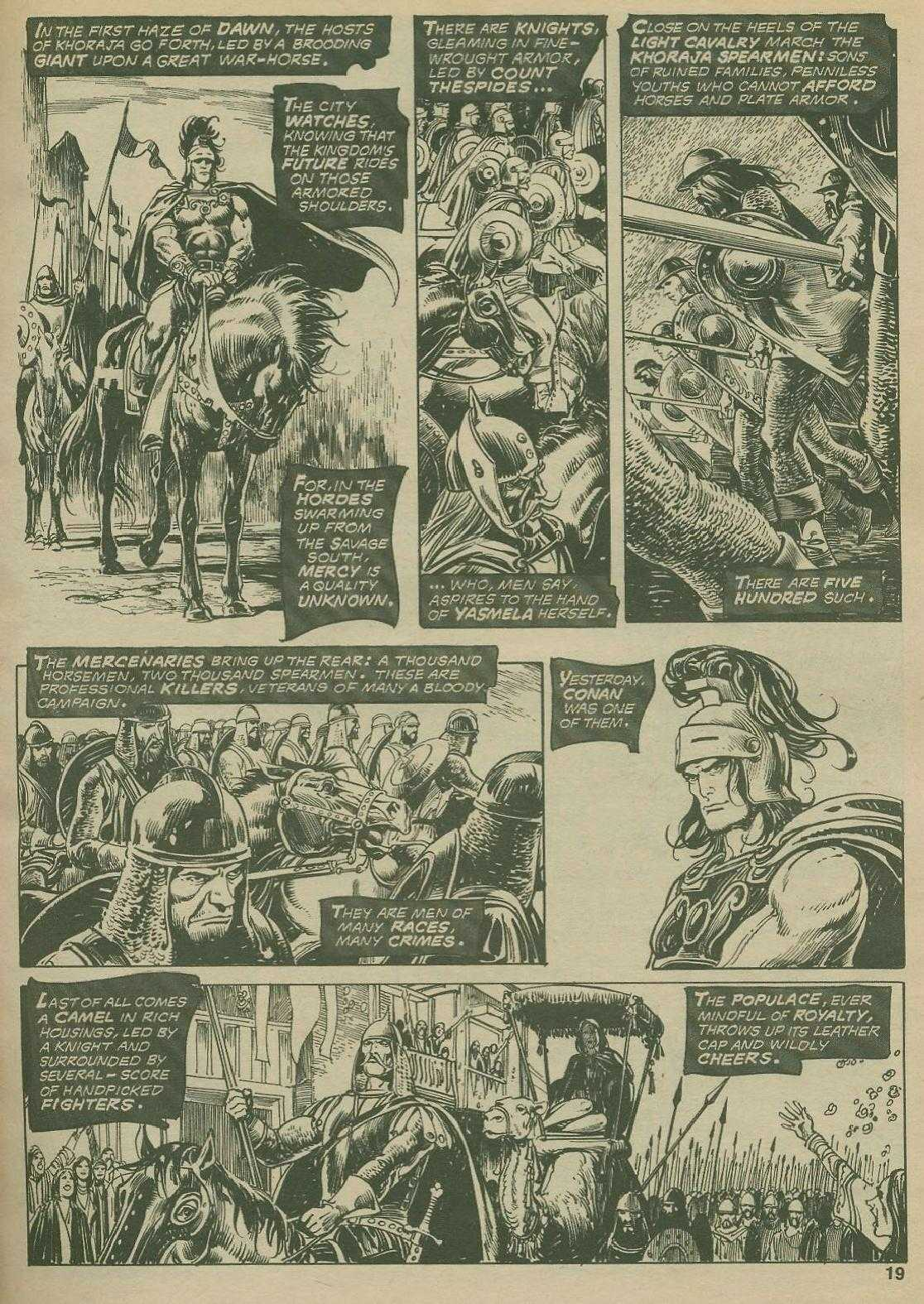 The Savage Sword Of Conan Issue #2 #3 - English 19