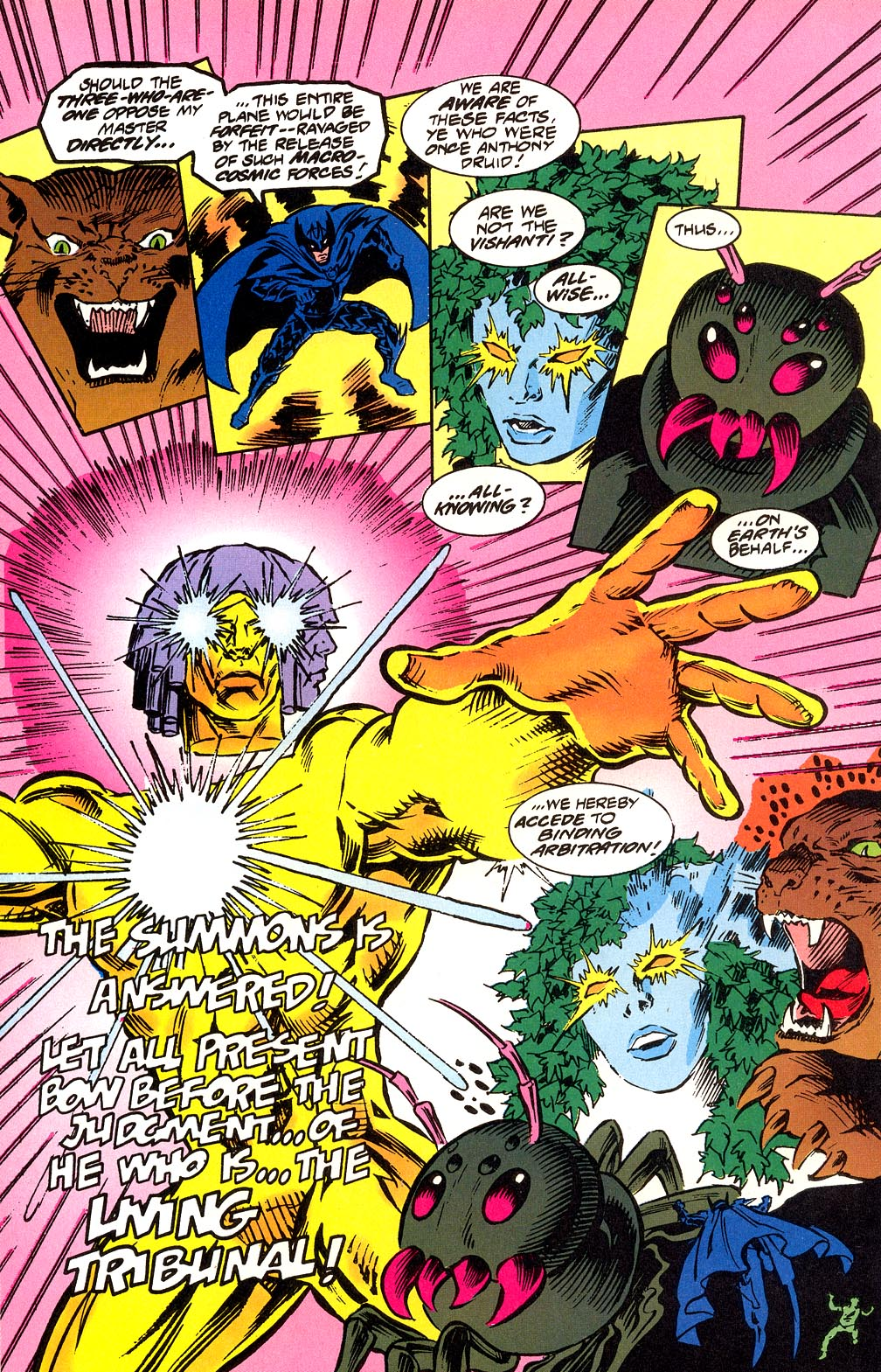 Read online Secret Defenders comic -  Issue #25 - 28