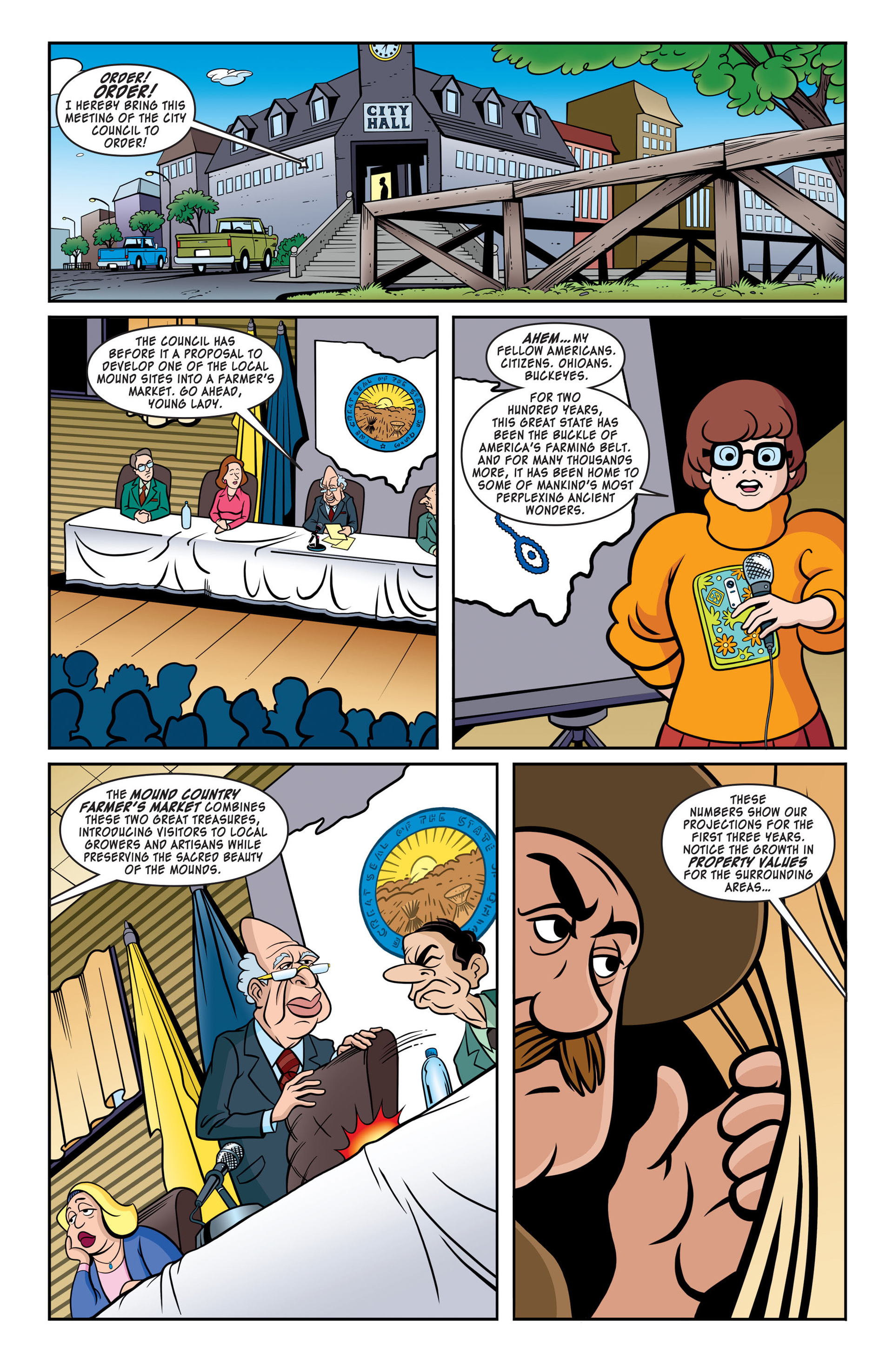 Read online Scooby-Doo: Where Are You? comic -  Issue #41 - 10