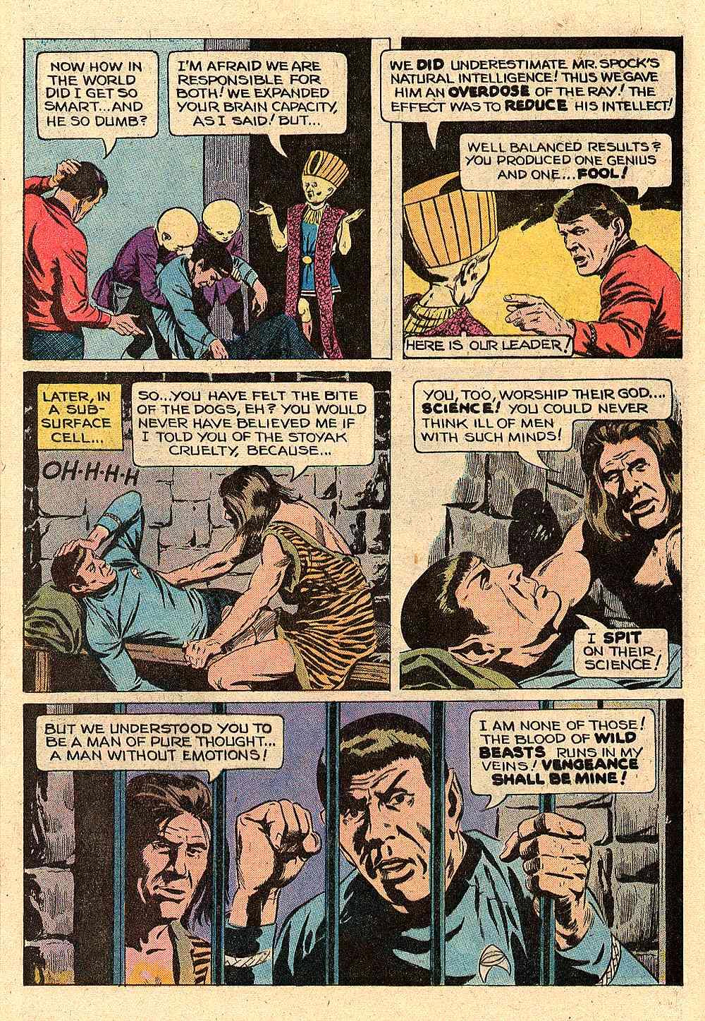 Star Trek (1967) #55 #55 - English 10