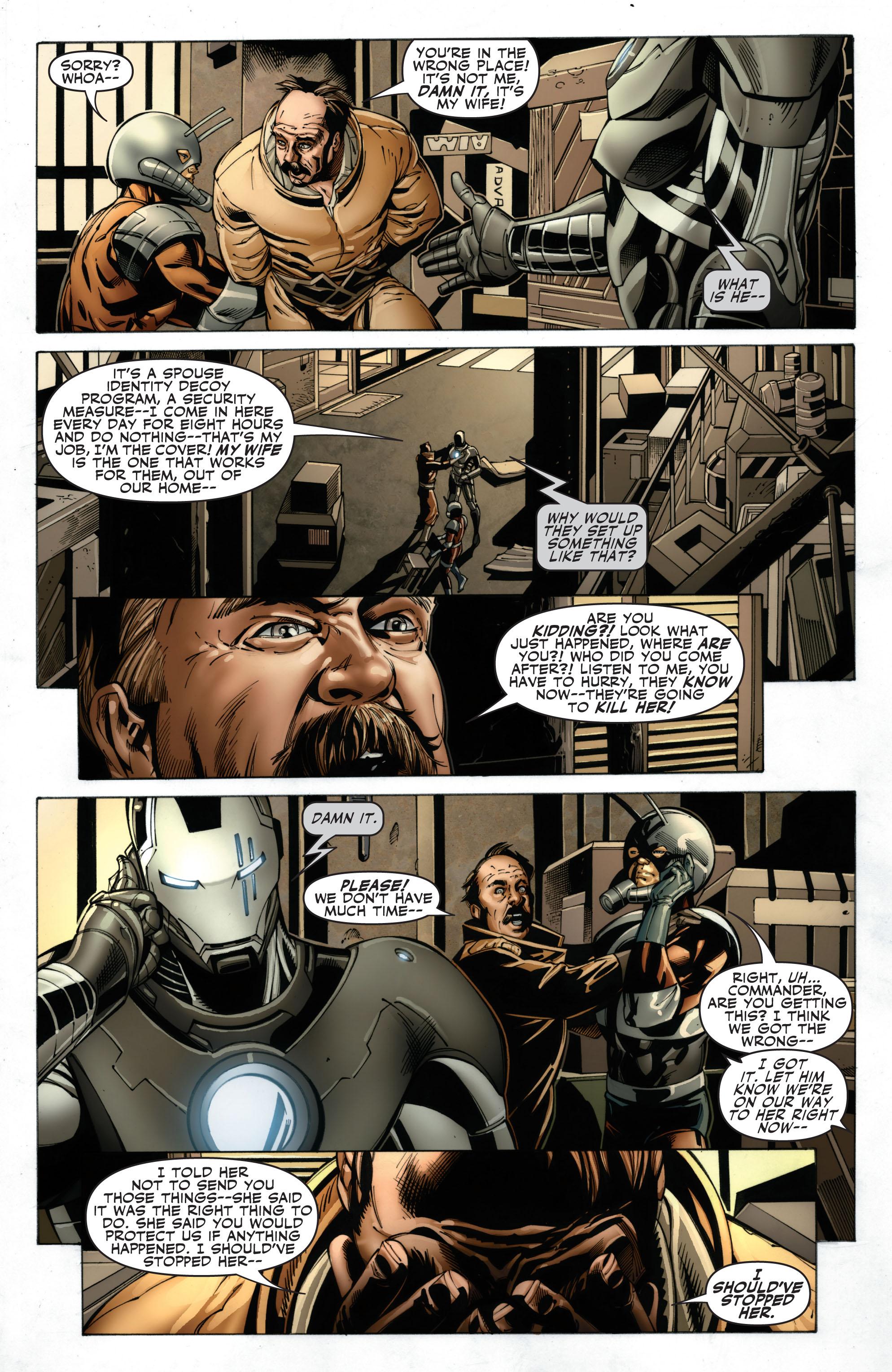 Read online Secret Avengers (2010) comic -  Issue #12.1 - 17