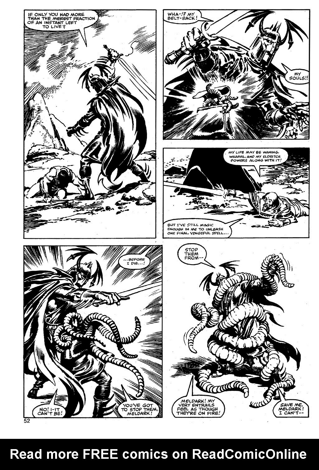 The Savage Sword Of Conan Issue #90 #91 - English 51