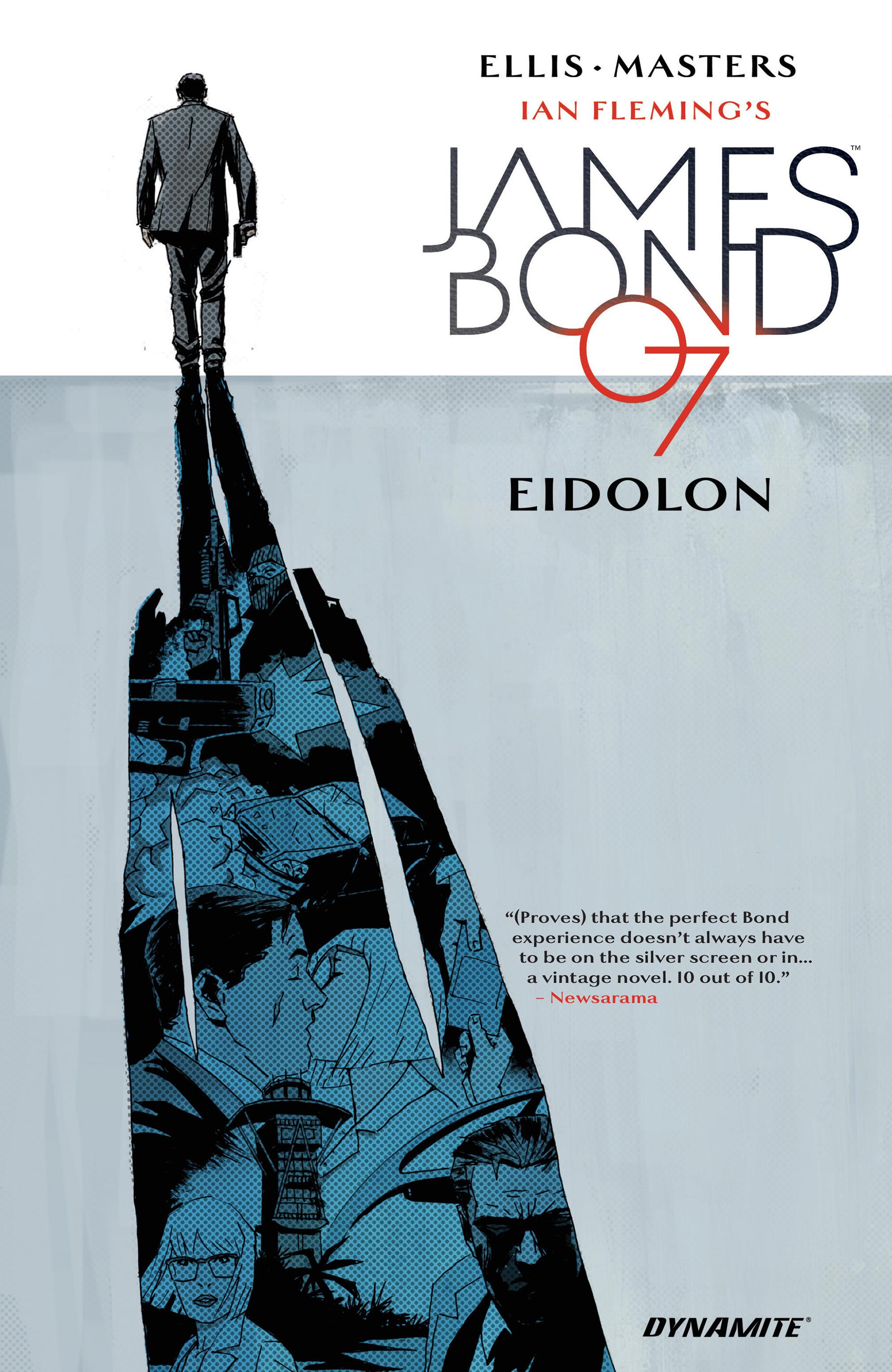 James Bond Vol. 2: Eidolon  issue TPB - Page 1