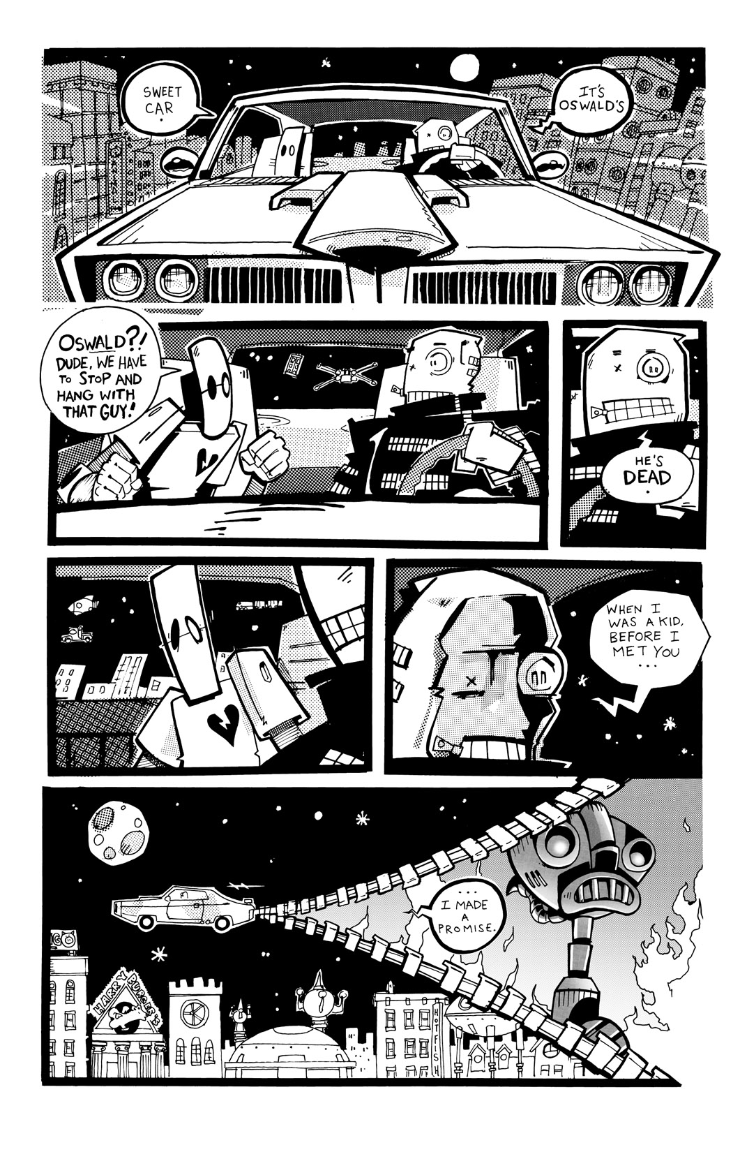 Read online Scud: The Disposable Assassin: The Whole Shebang comic -  Issue # TPB (Part 4) - 44