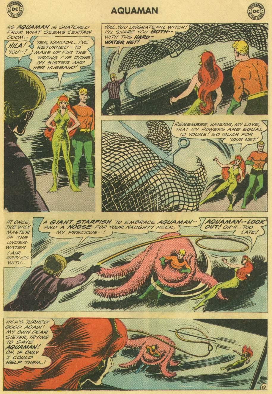 Read online Aquaman (1962) comic -  Issue #22 - 25