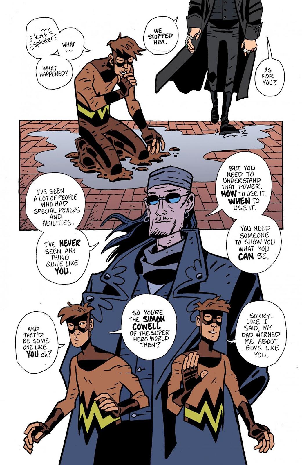 Mudman Issue #4 #4 - English 29
