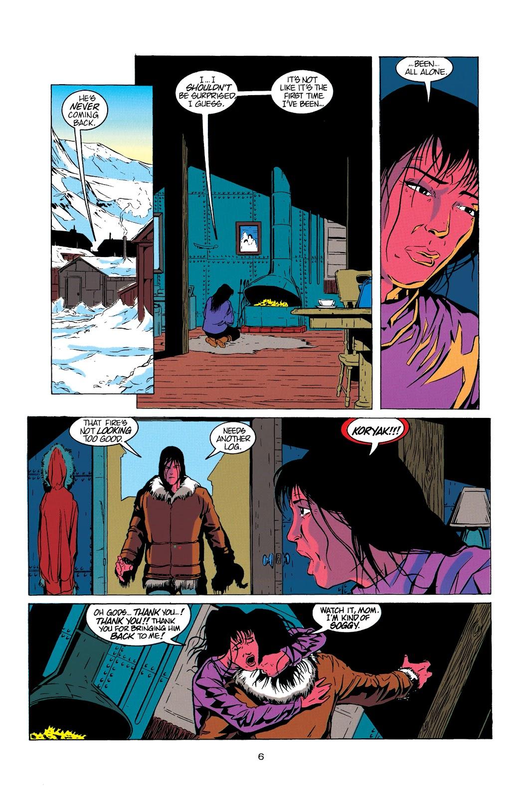 Aquaman (1994) Issue #5 #11 - English 7